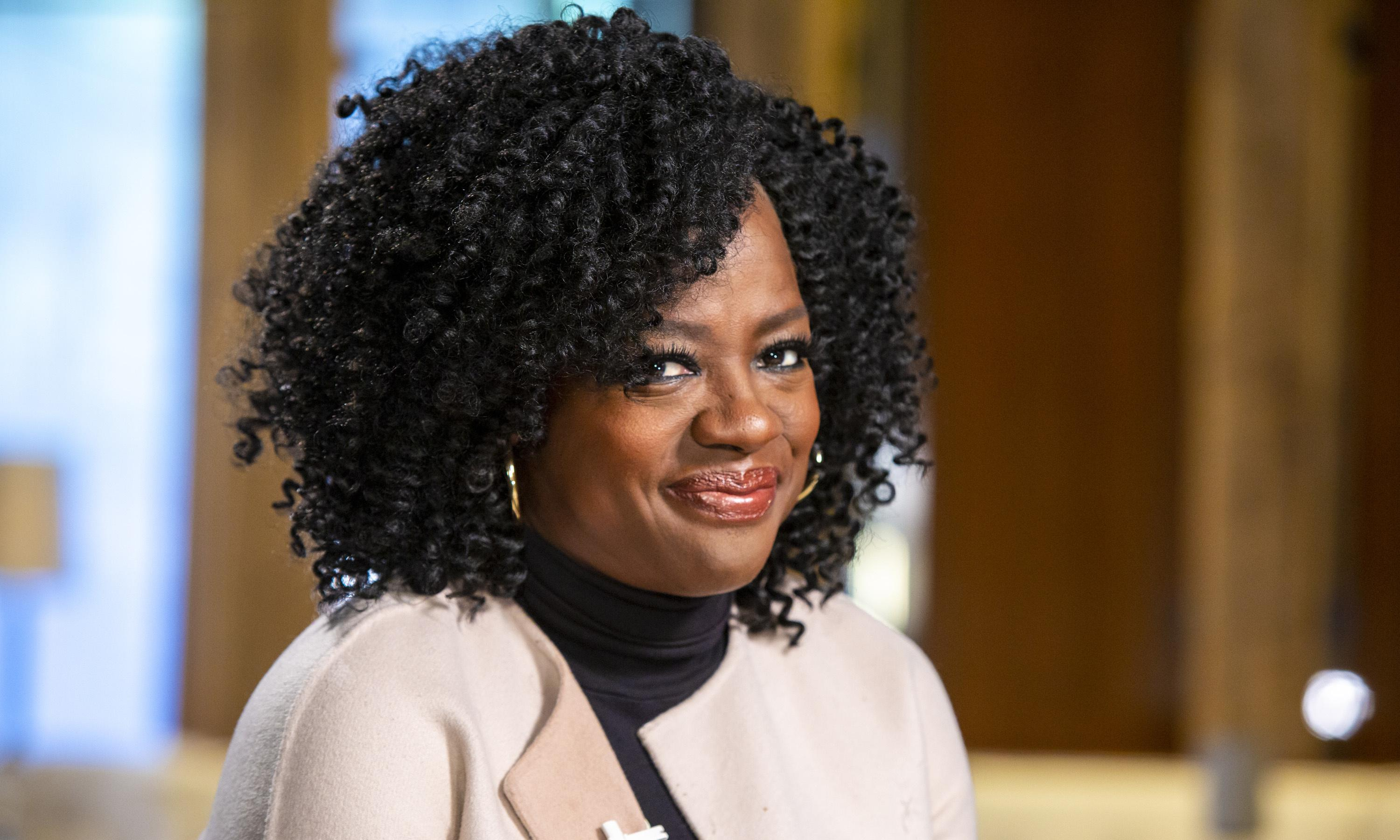 'We all are history': Viola Davis urges graduates to own successes and failures