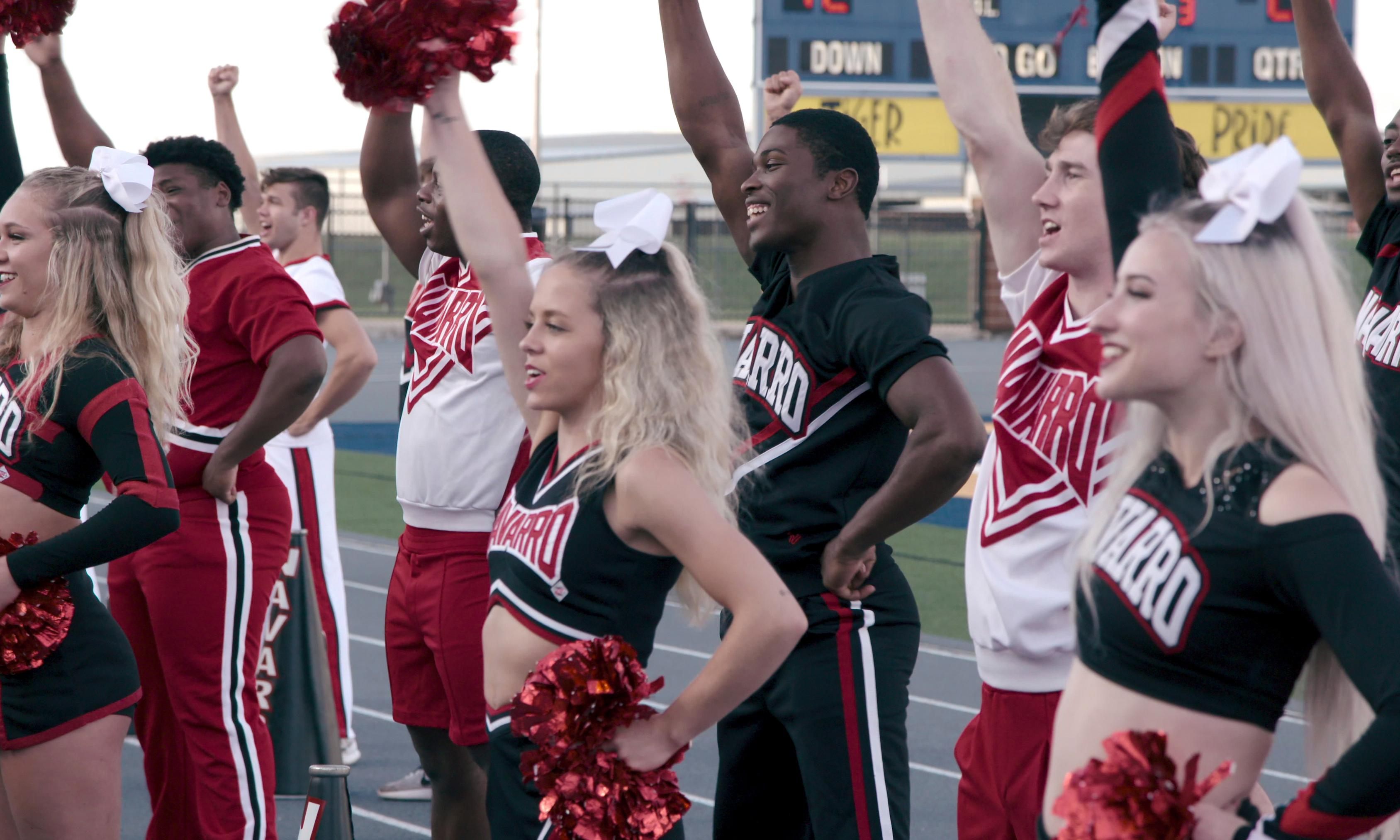 Leading the way: how Cheer became a Netflix megahit