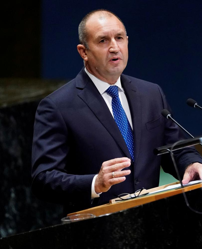 The Bulgaria's president Rumen Radev will continue to carry out his duties remotely as he self-isolates after his secretary general tested positive for Covid-19.