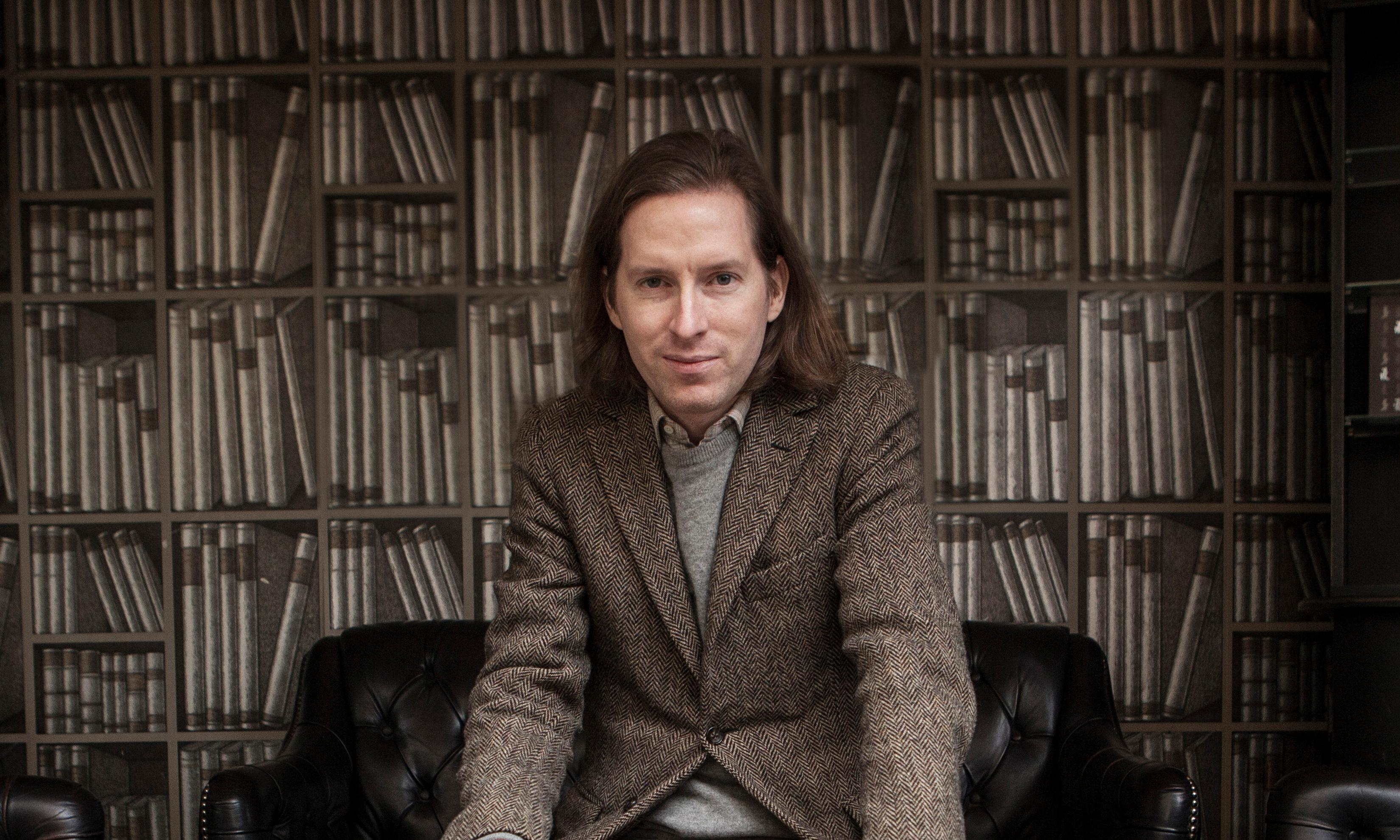 Wes Anderson gets a wallpaper collection – let the over-decorating begin!