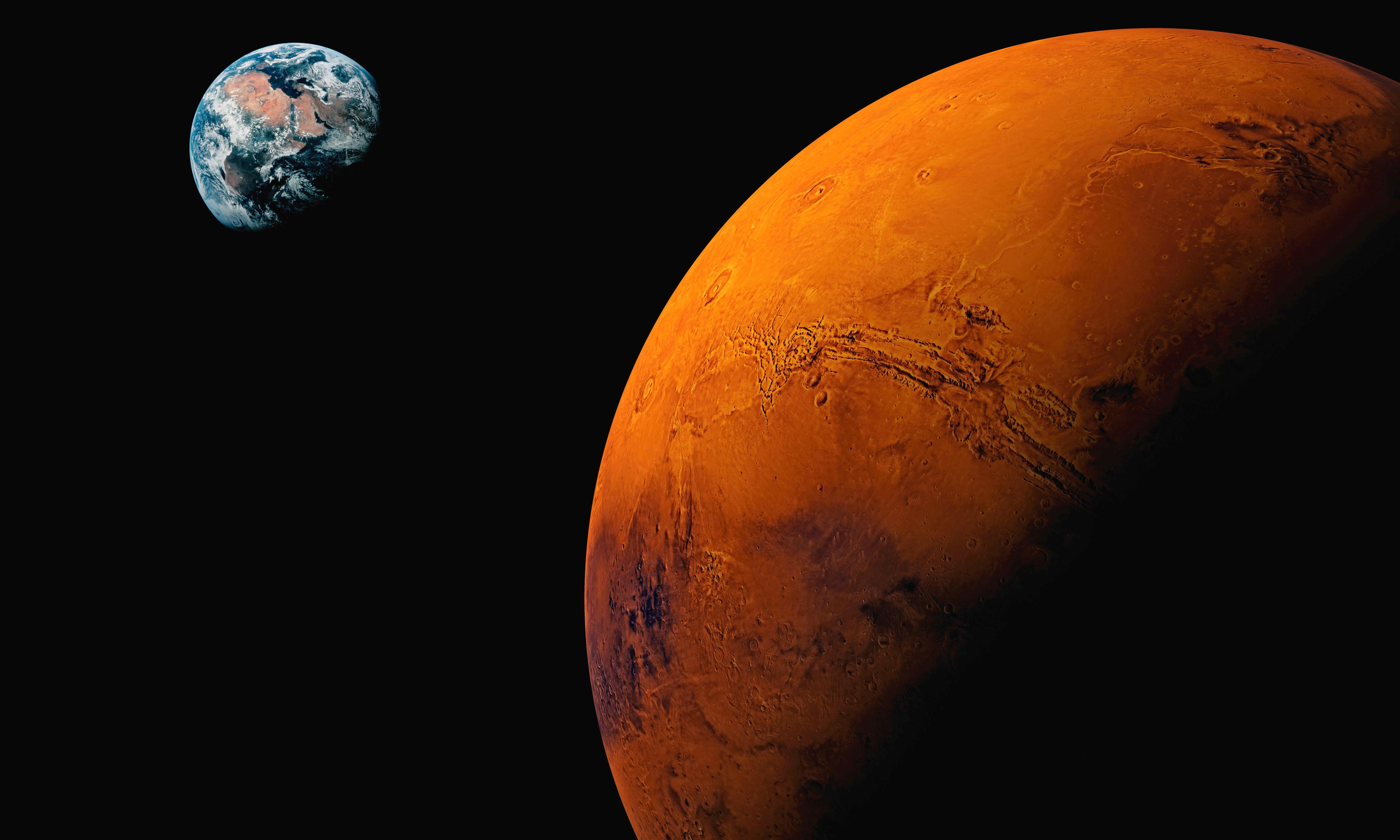Possible 'marsquake' detected for first time on red planet