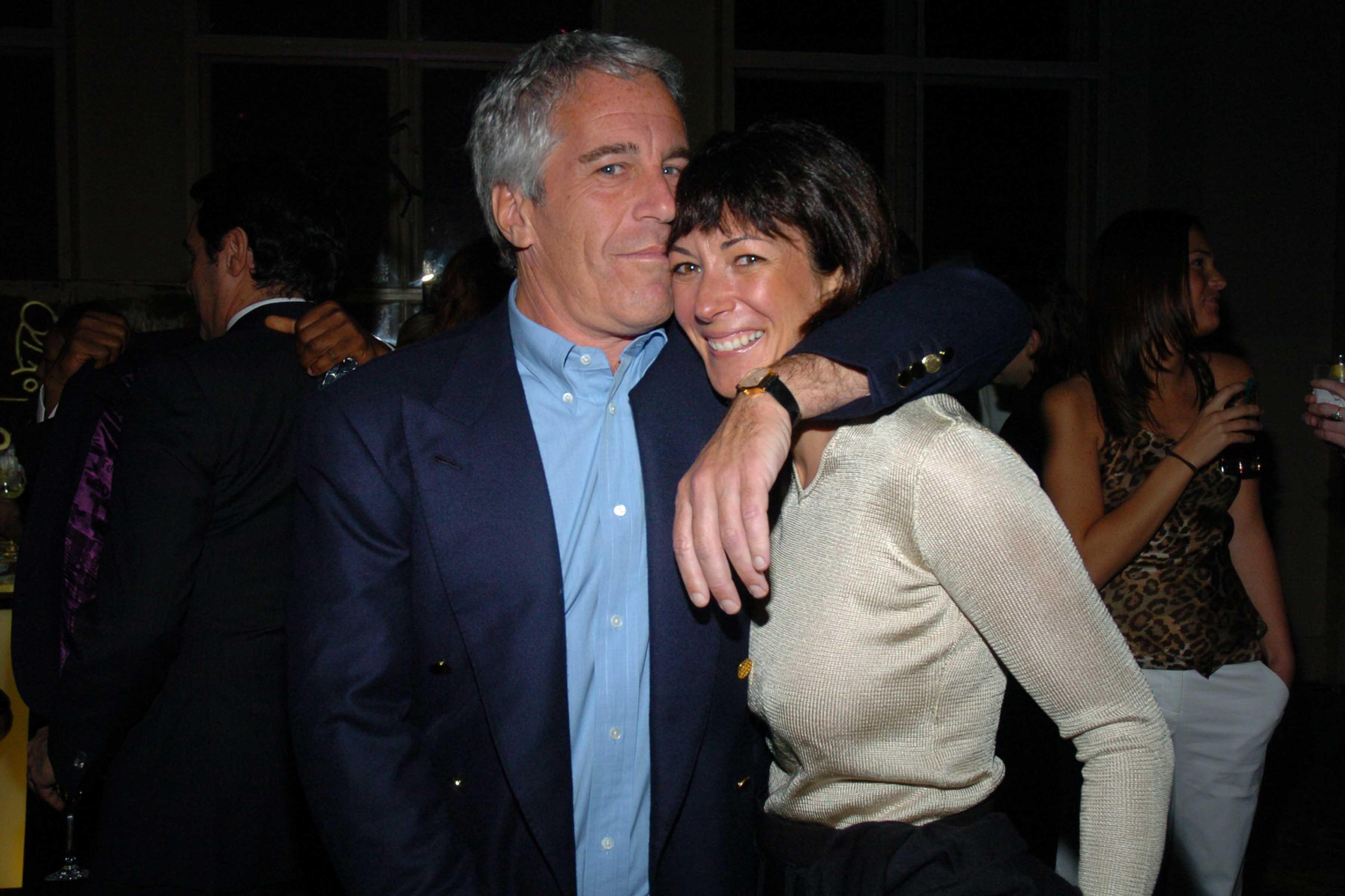 Ghislaine Maxwell is at the center of the Epstein controversy, but she's in hiding