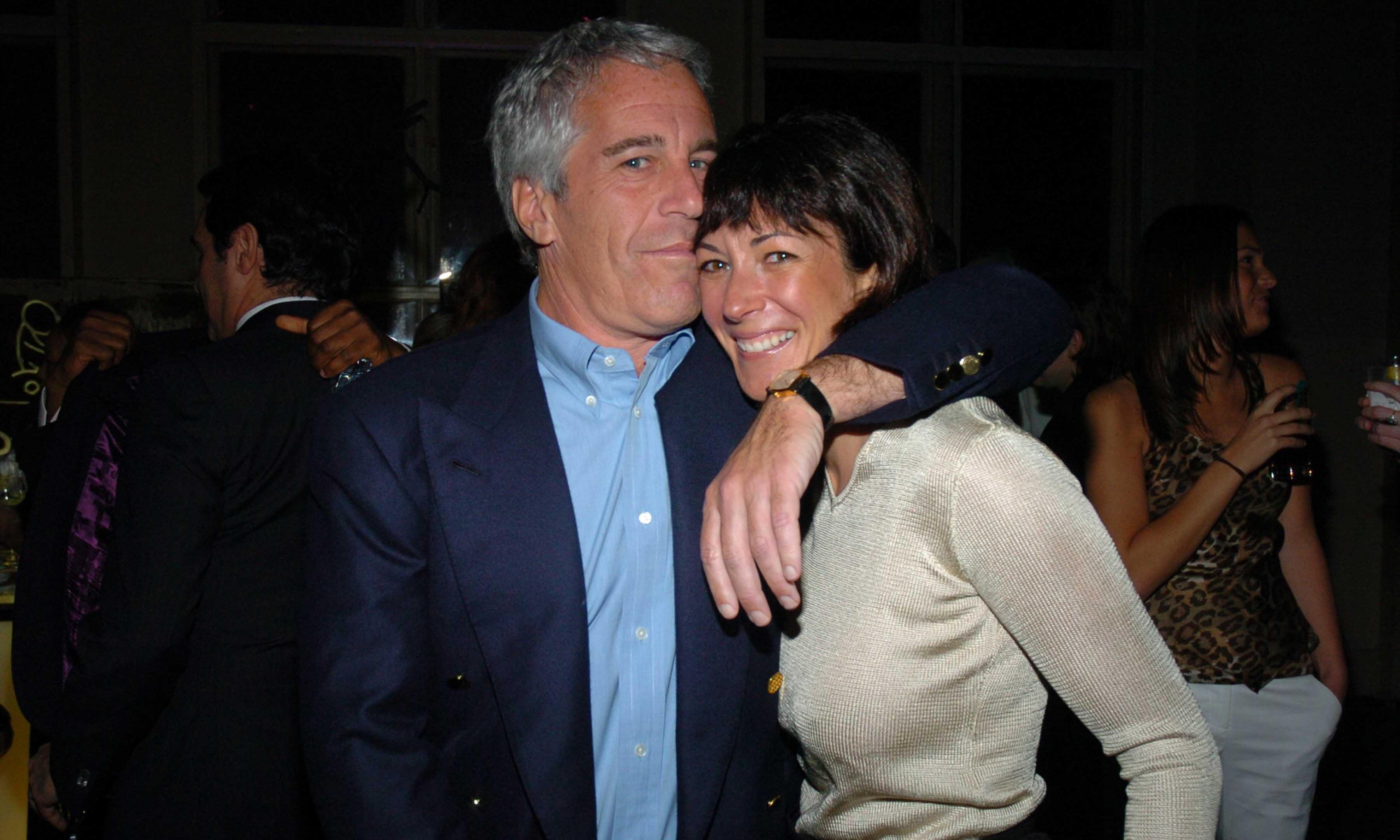 Ghislaine Maxwell seen in public for first time since Epstein death