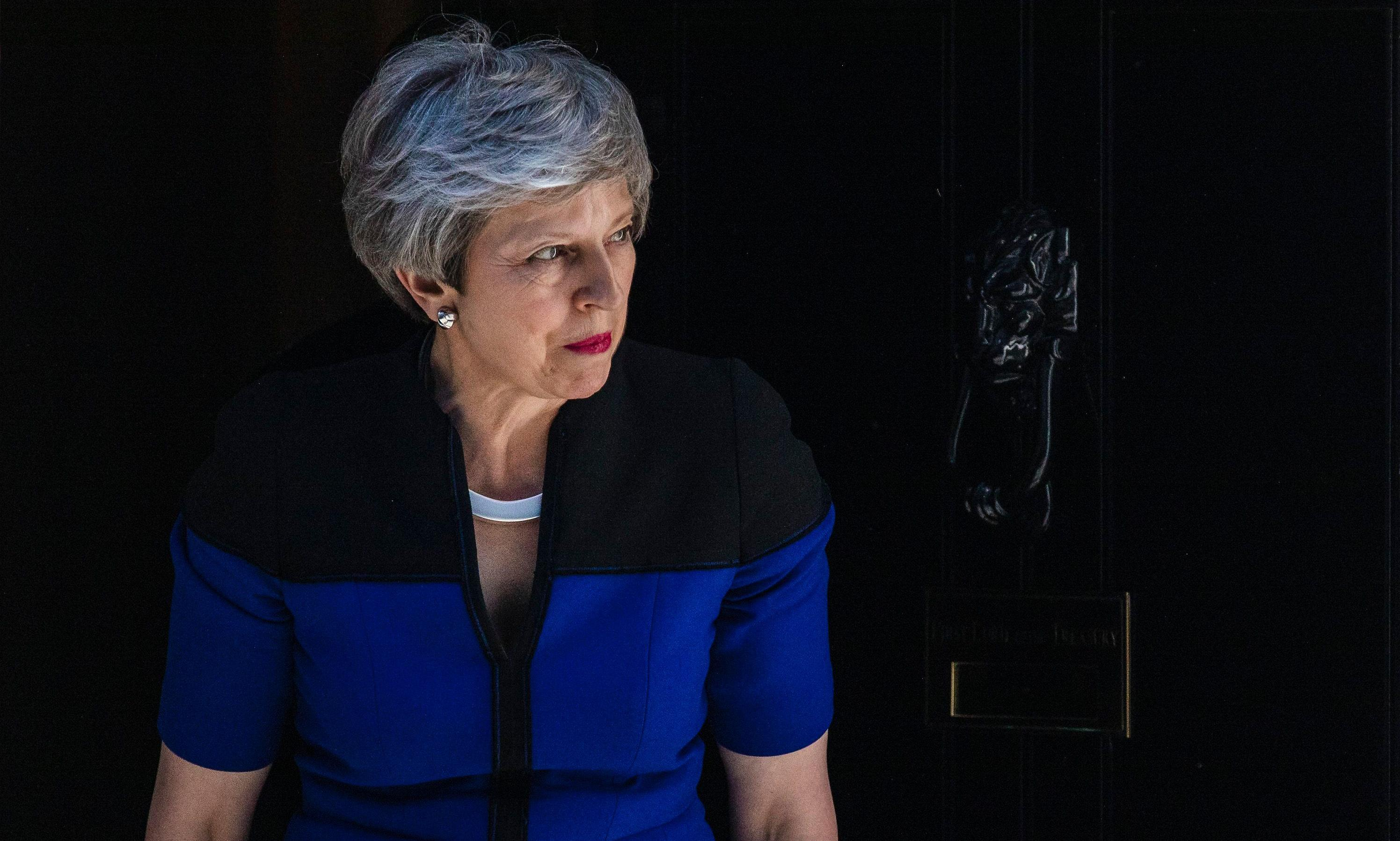 Tories scrabble for new Brexit vision in place of Theresa May's 'doomed' plan