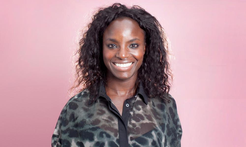 Eniola Aluko, an England footballer.