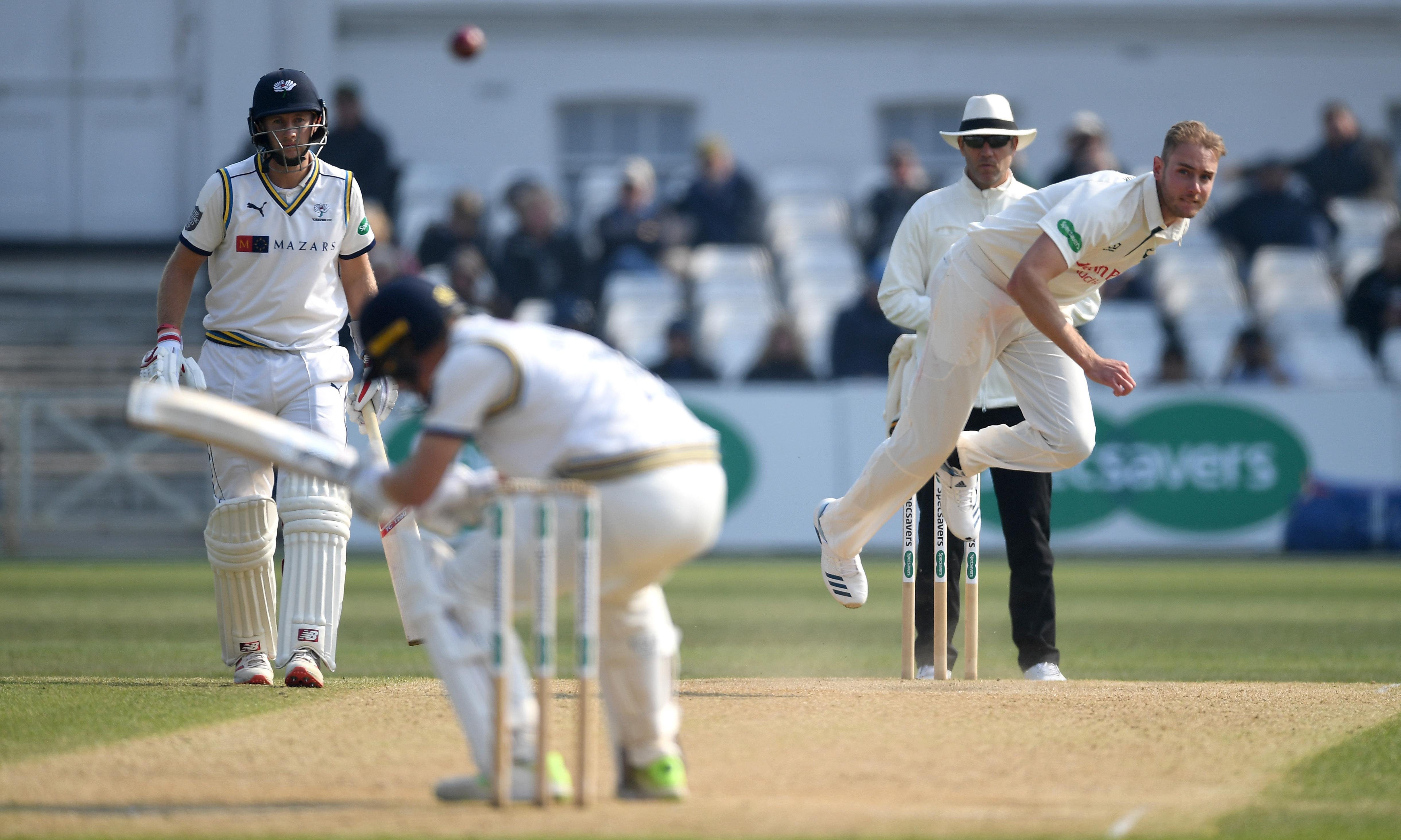 County cricket roundup: Root and Ballance tons salvage draw for Yorkshire
