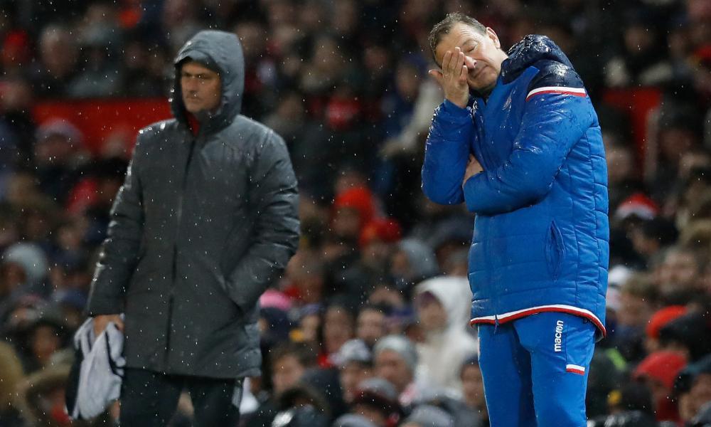 Stoke City Caretaker Manager Eddie Niedzwiecki