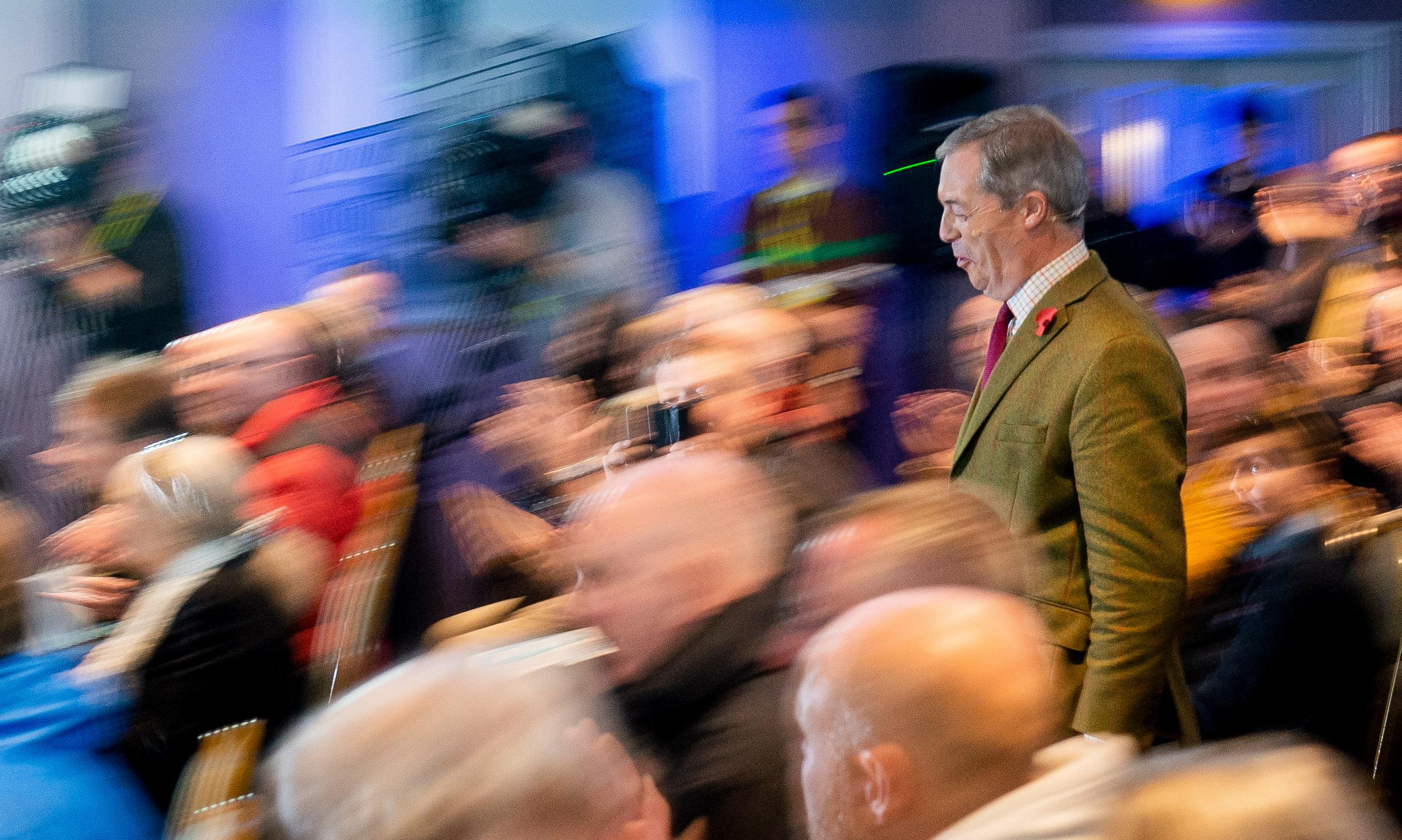 This election may be the end of Farage, but not of Faragism