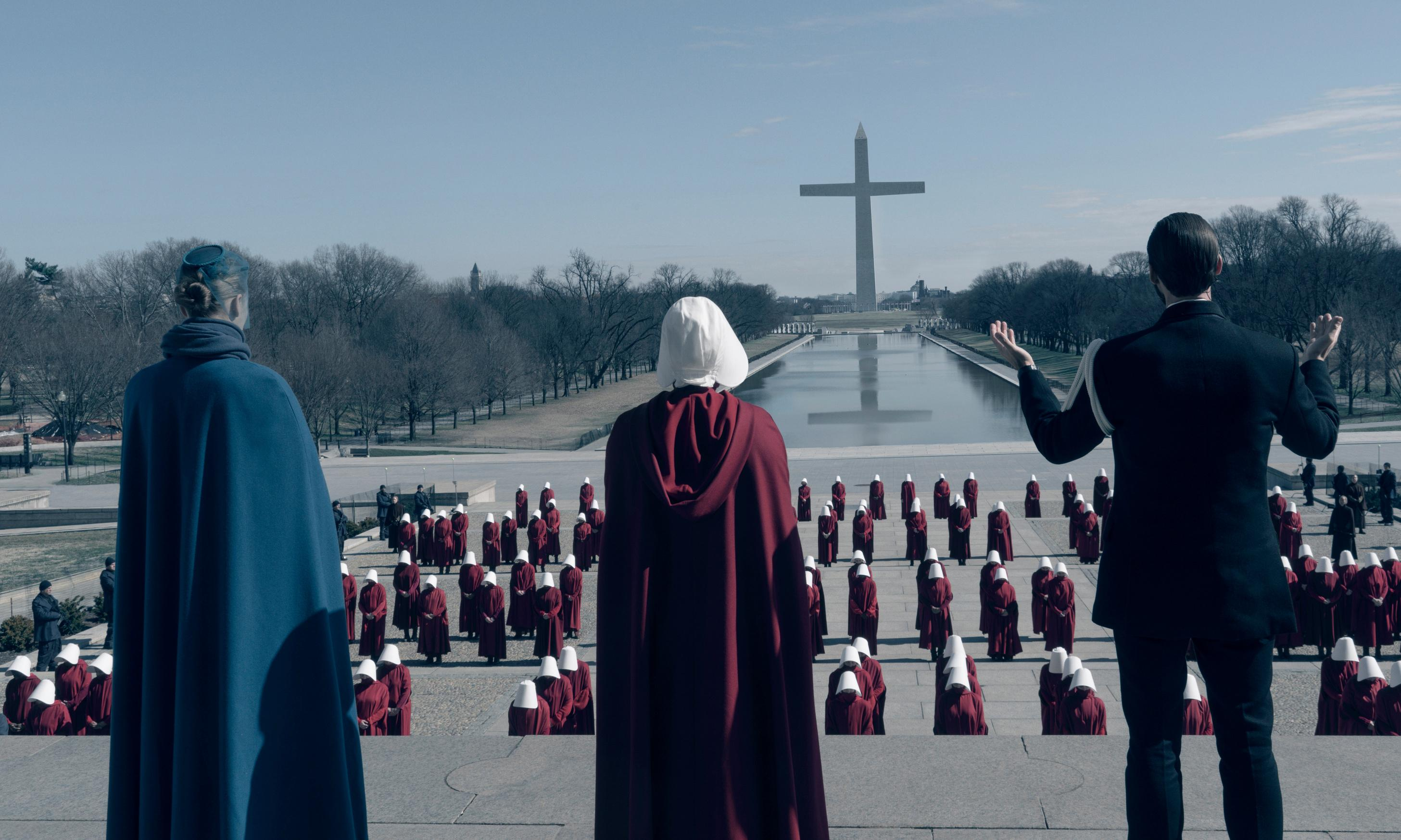 'Things could get so much worse': inside the Handmaid's Tale's darkest season yet