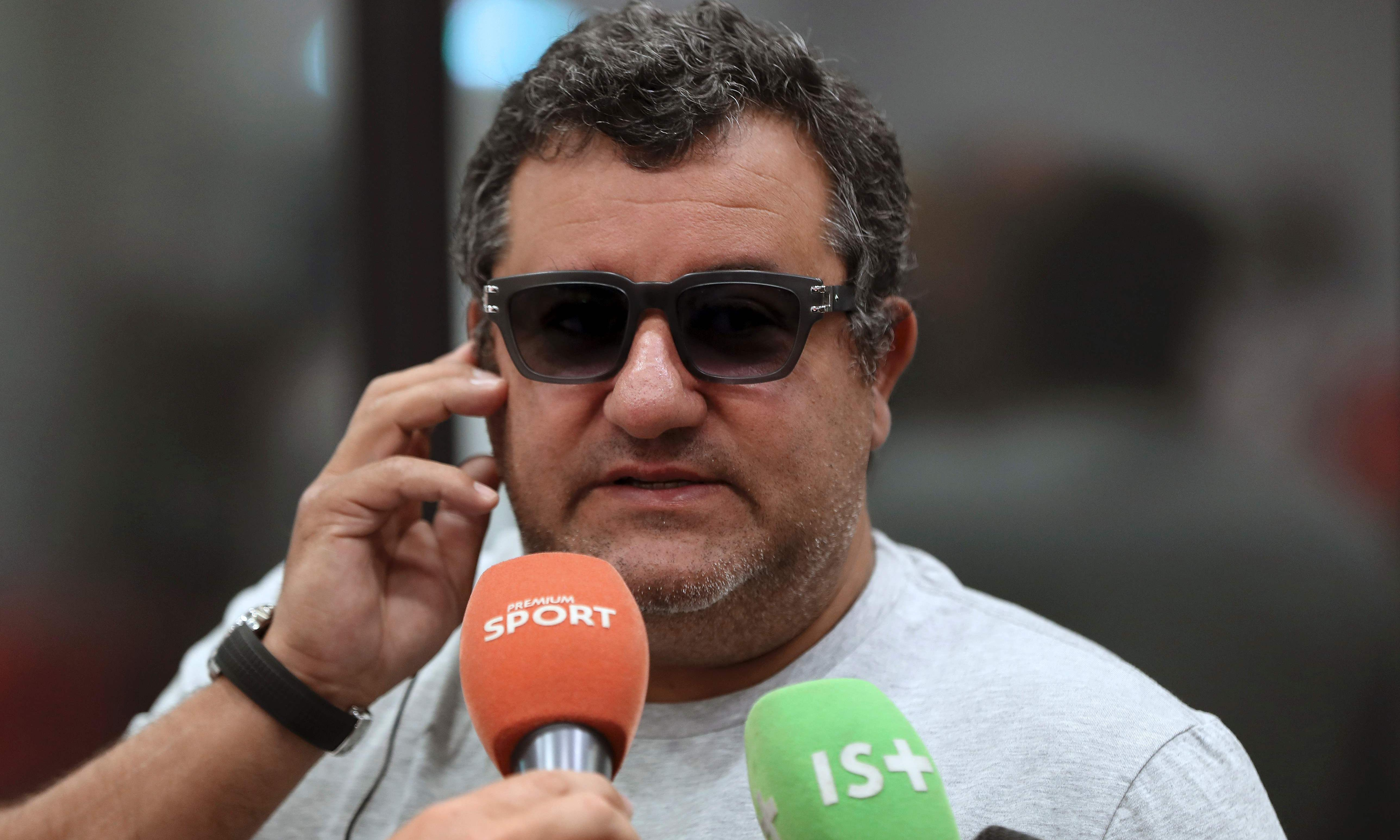 Super-agent Mino Raiola is a player's dream and a manager's nightmare