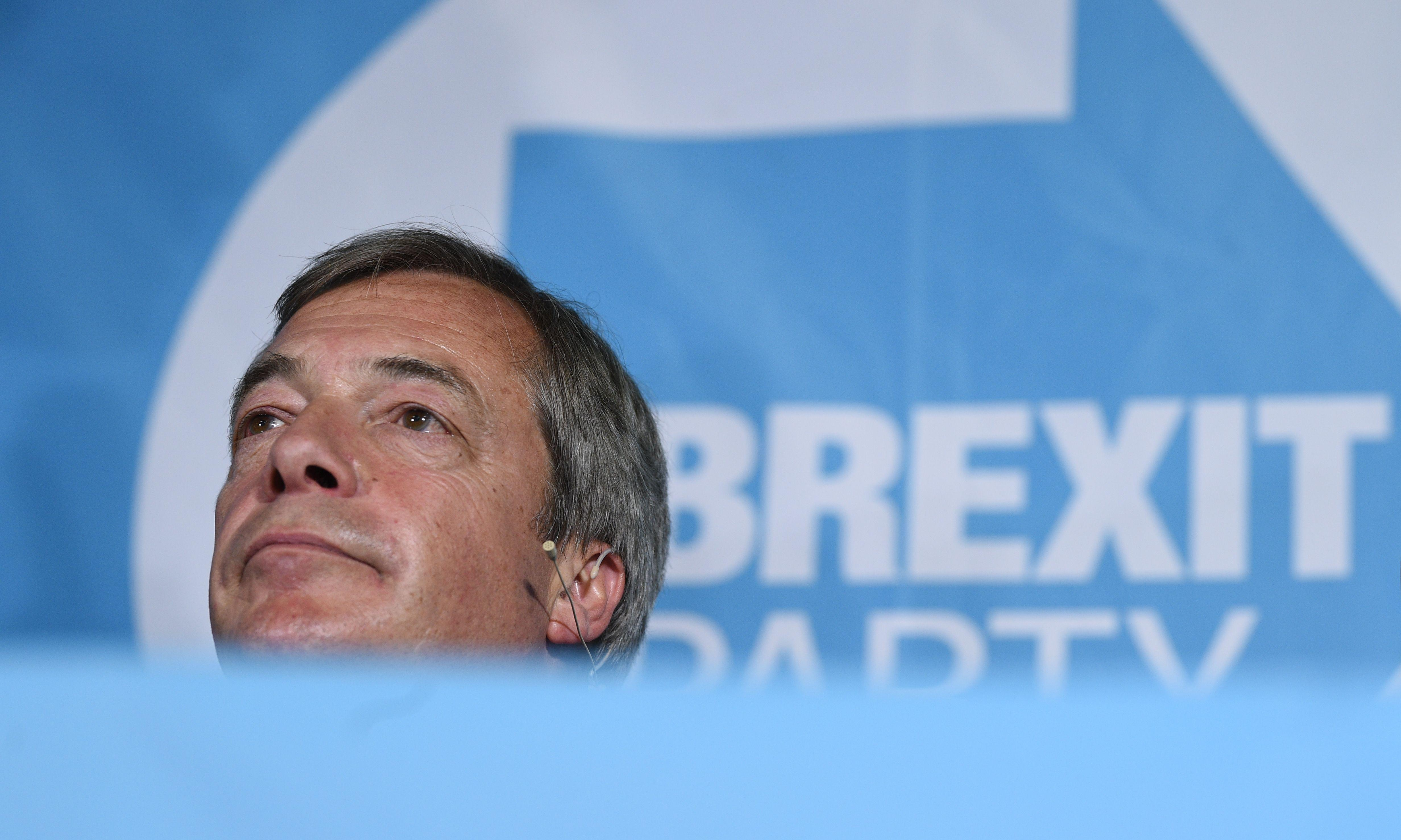 Brexit party sets sights on Labour's Welsh strongholds
