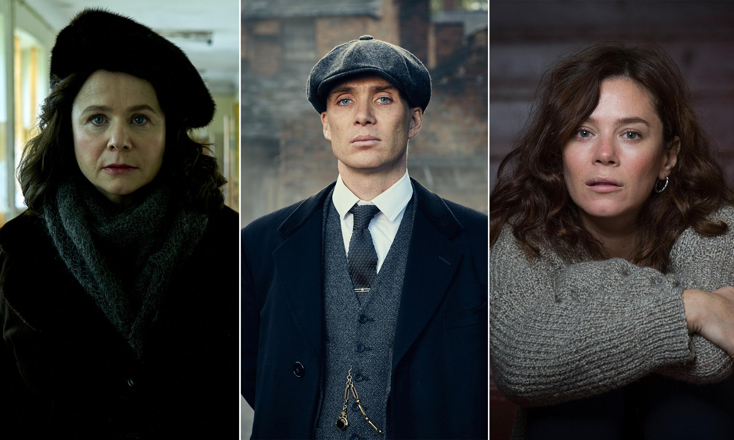 From Peaky Blinders to Phoenix Nights: your favourite TV since 2000