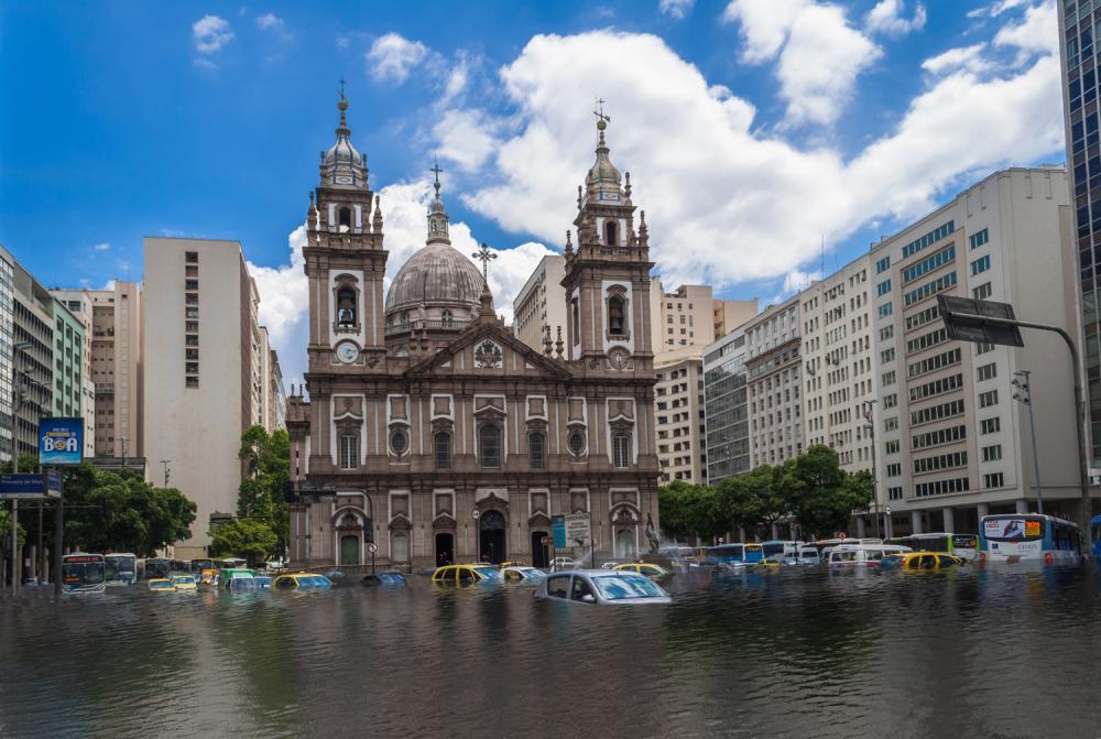 从迈阿密到上海;升温3度,世界性城市将降至海平面以下(译文) - wjd54105 - 创建