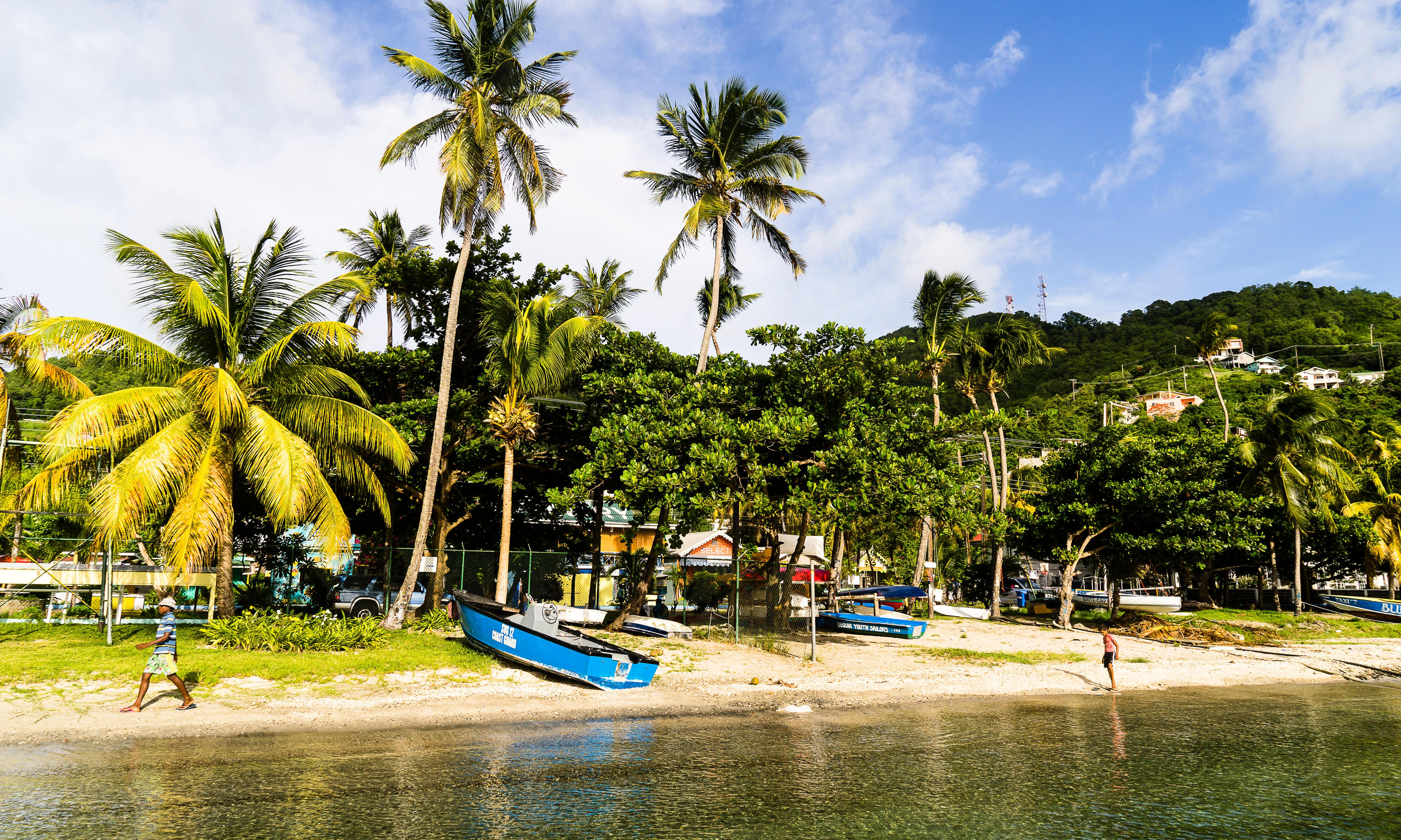 Caribbean dream: mixing it up in the Grenadines