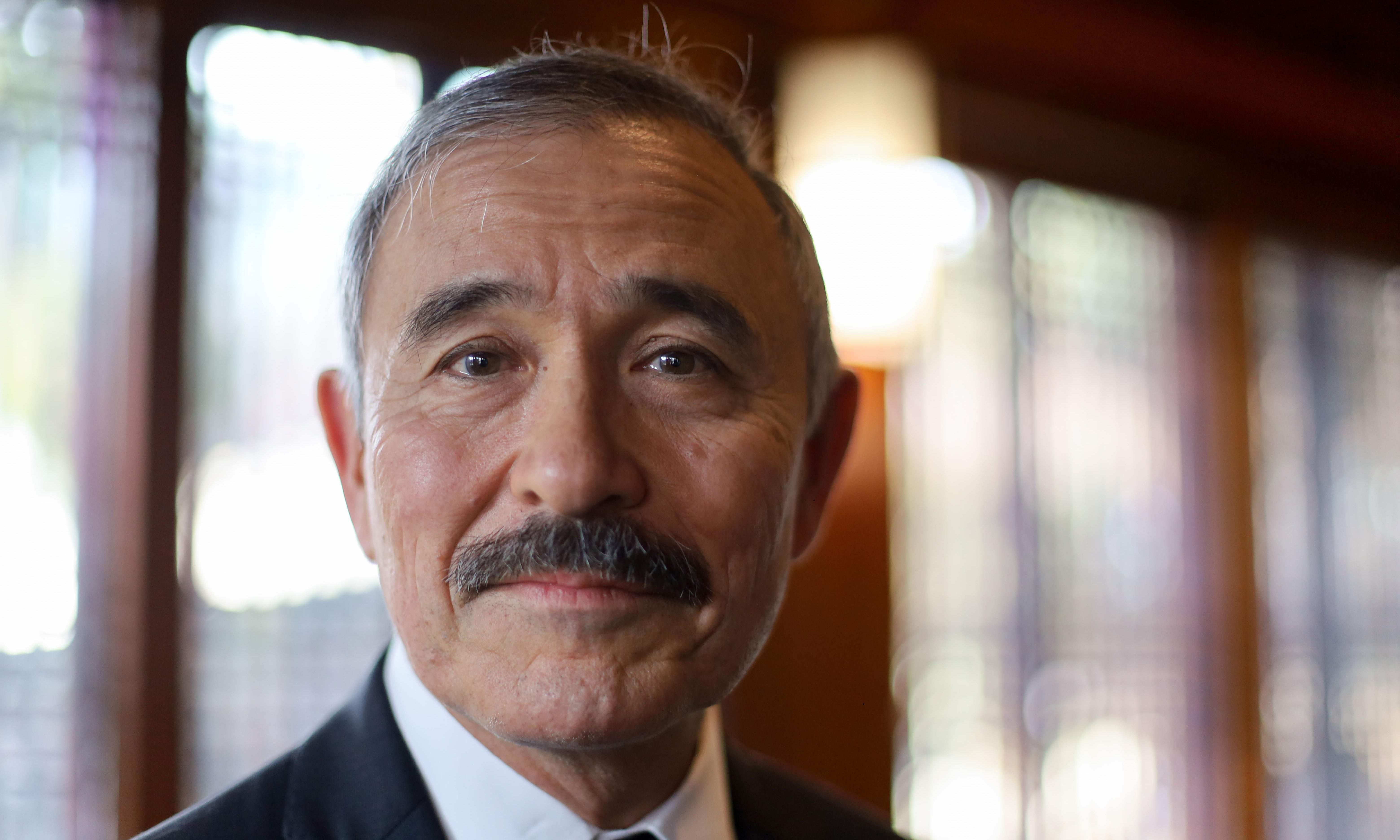 US ambassador's moustache gets up South Korea's nose