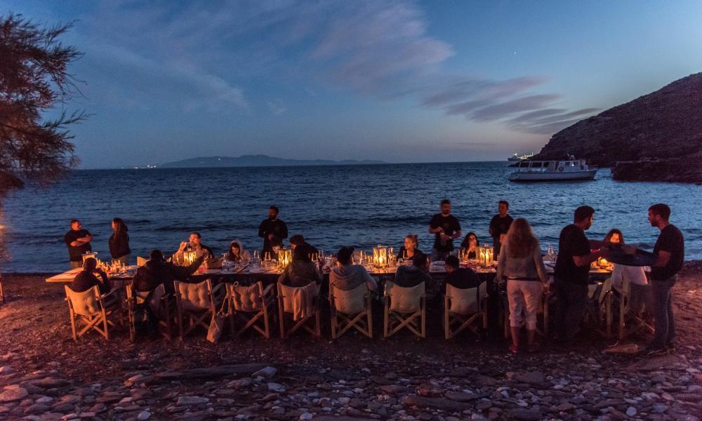 A Taste Of Greece The New Culinary Scene On Tinos Island