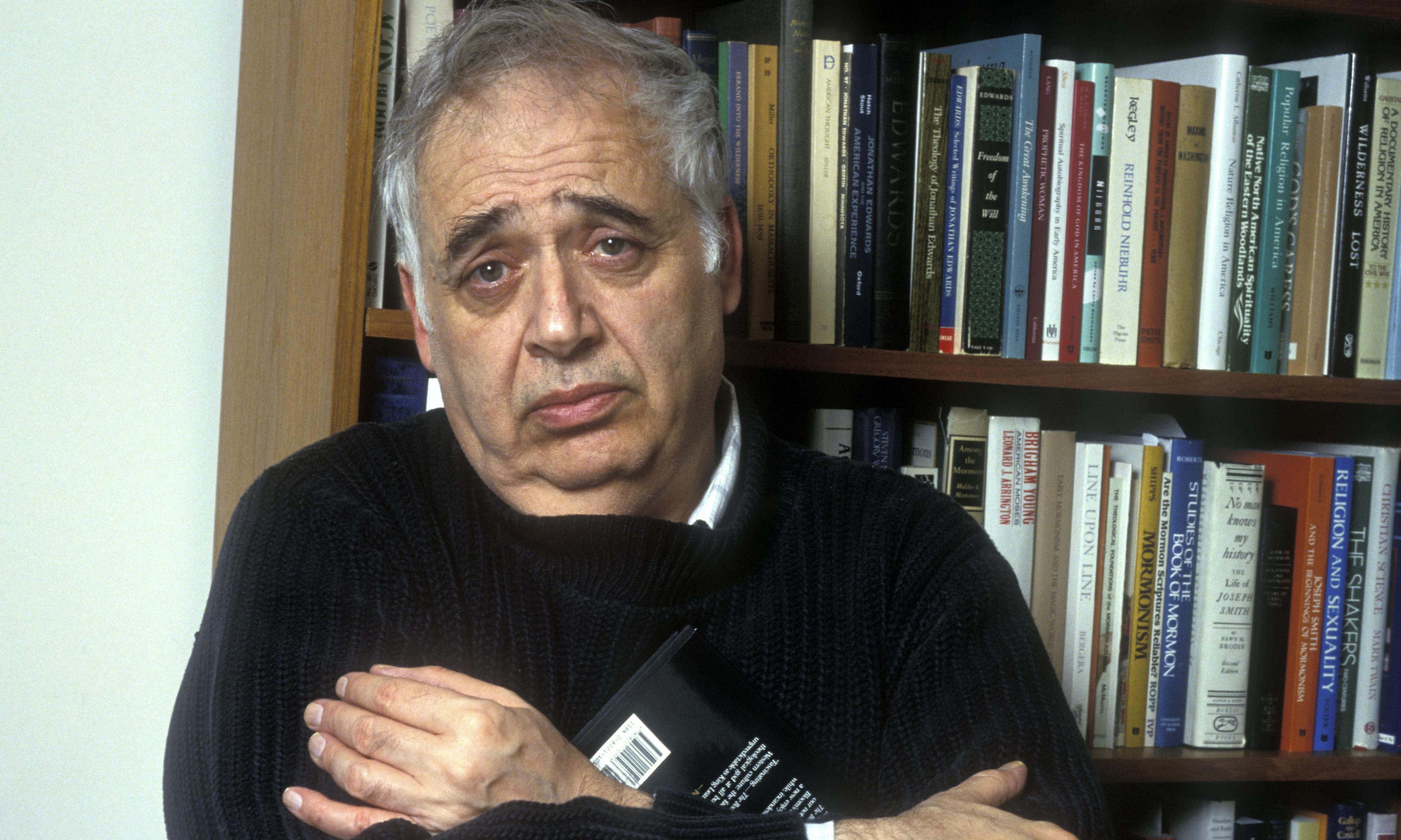 Harold Bloom's defence of western greats blinded him to other cultures