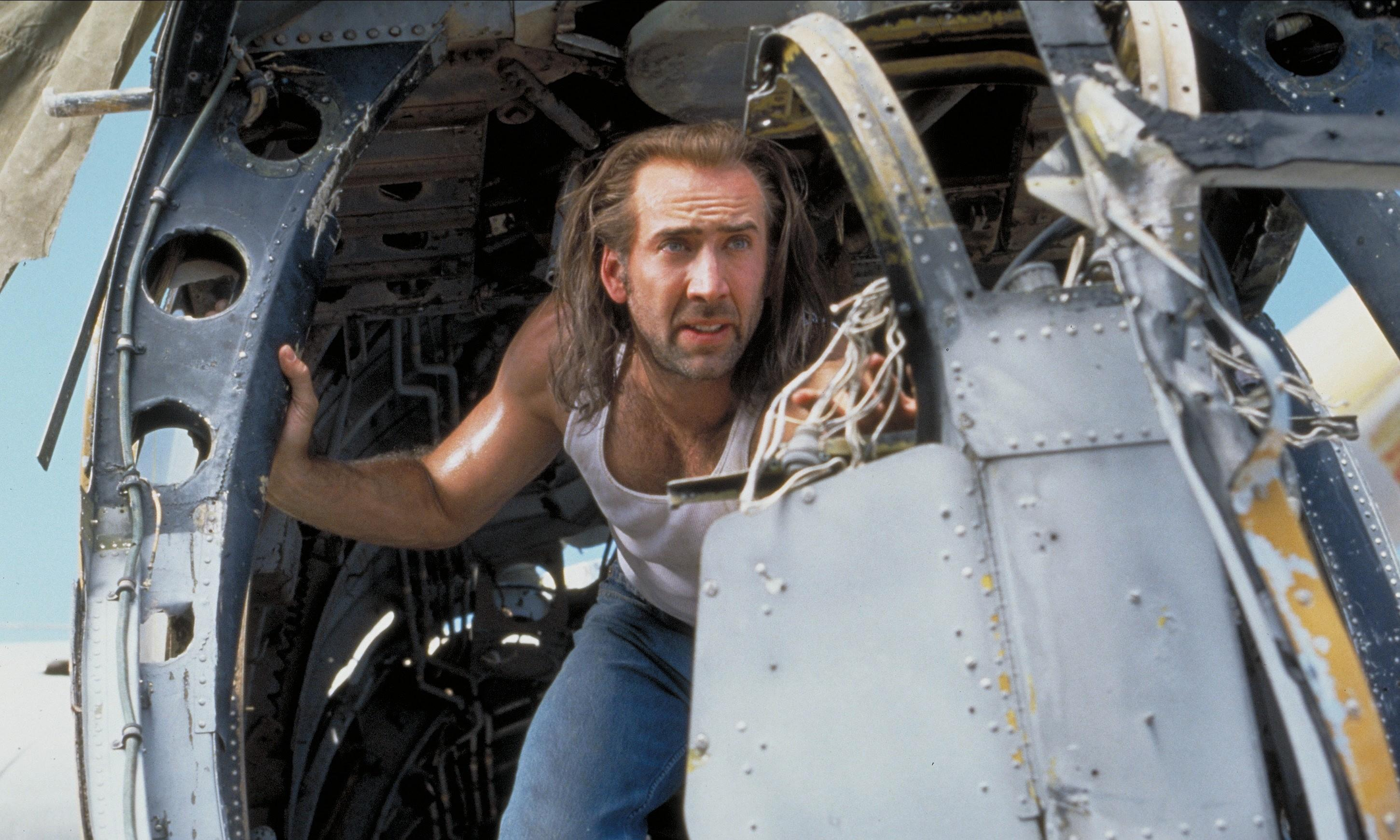 I watched Nicolas Cage movies for 14 hours straight, and I'm sold