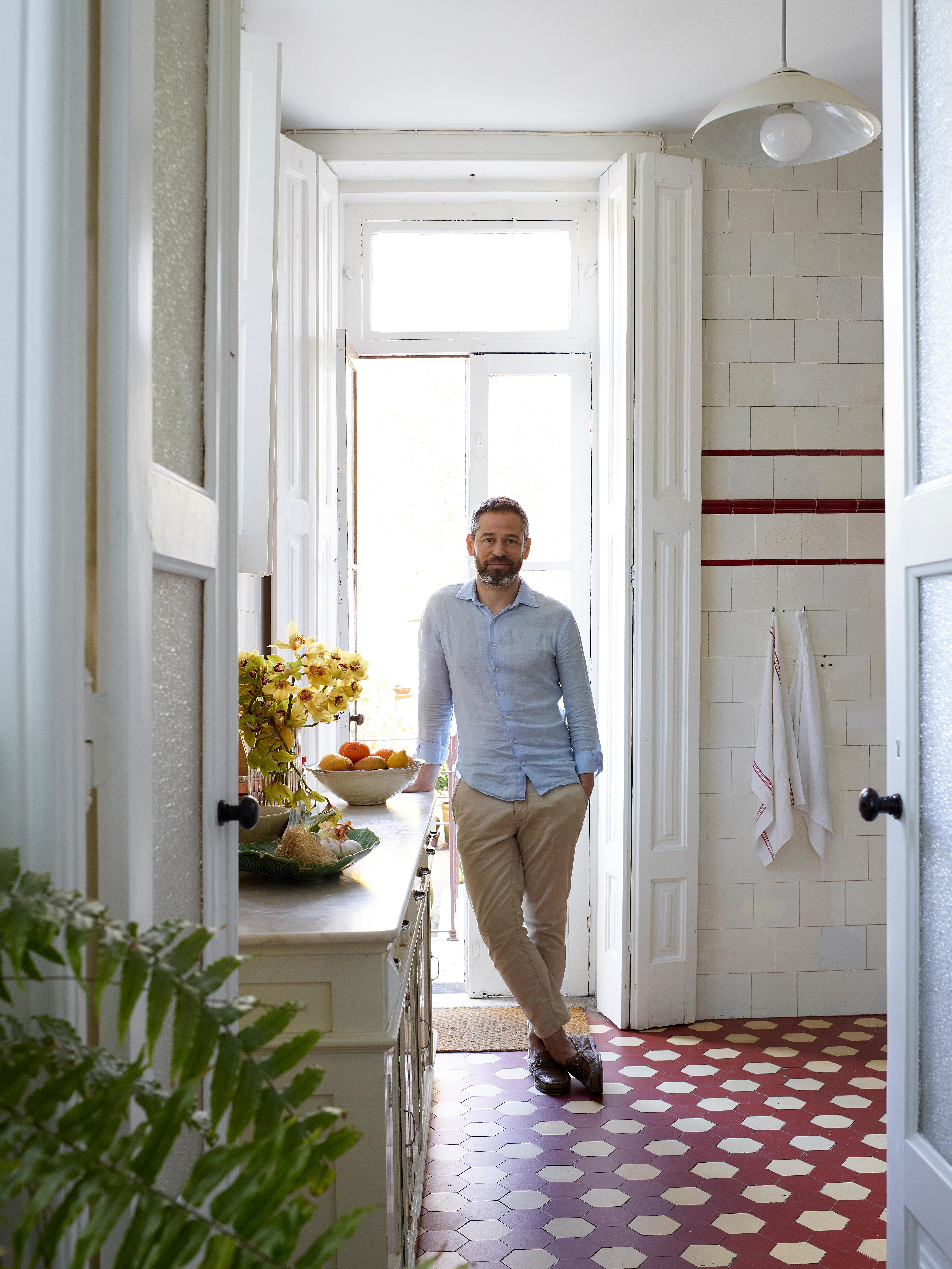 Porto call: a classic 1930s townhouse packed with vintage finds
