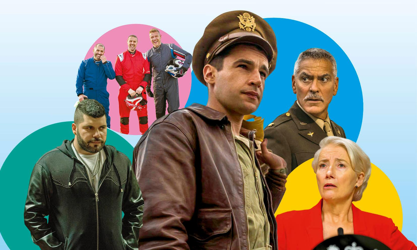 This week's best home entertainment: from Catch-22 to Top Gear