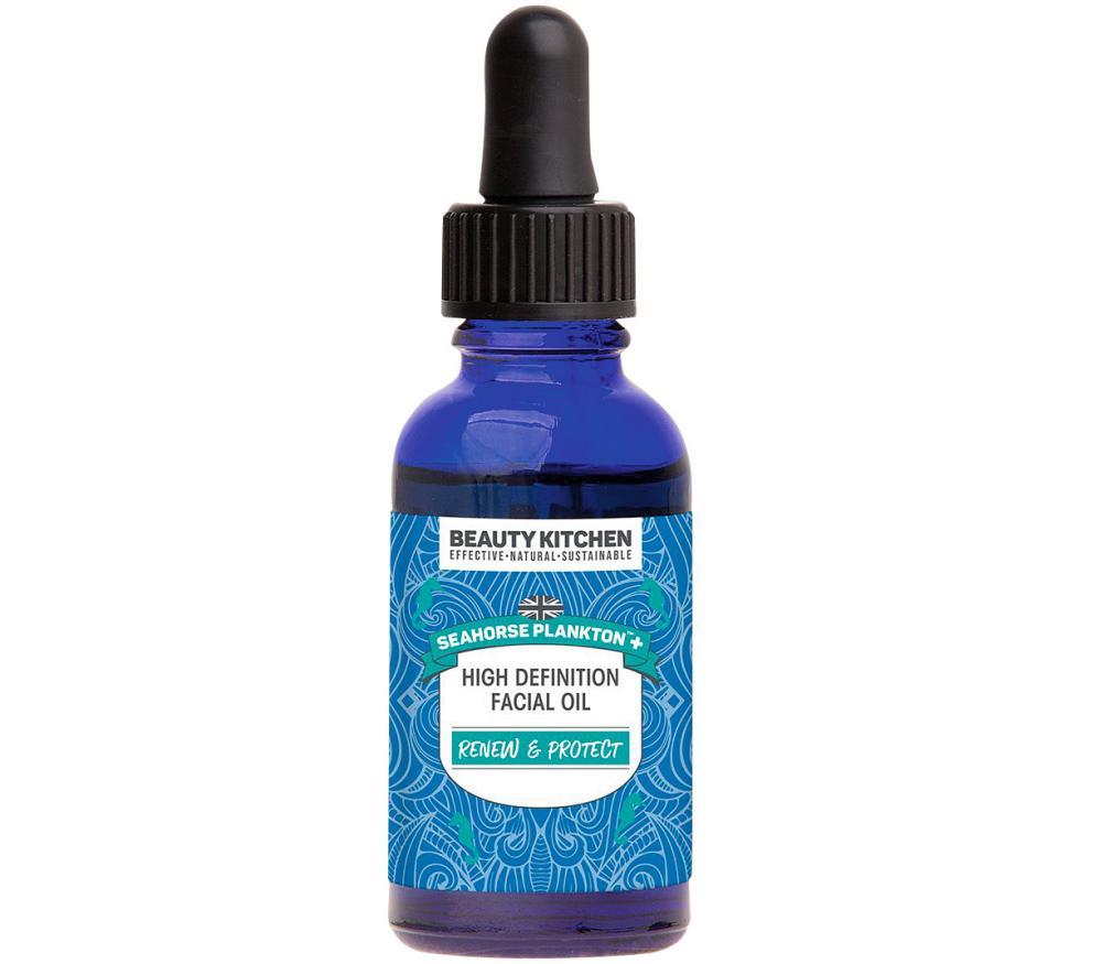 Beauty Kitchen Seahorse Plankton Plus High Definition Facial Oil