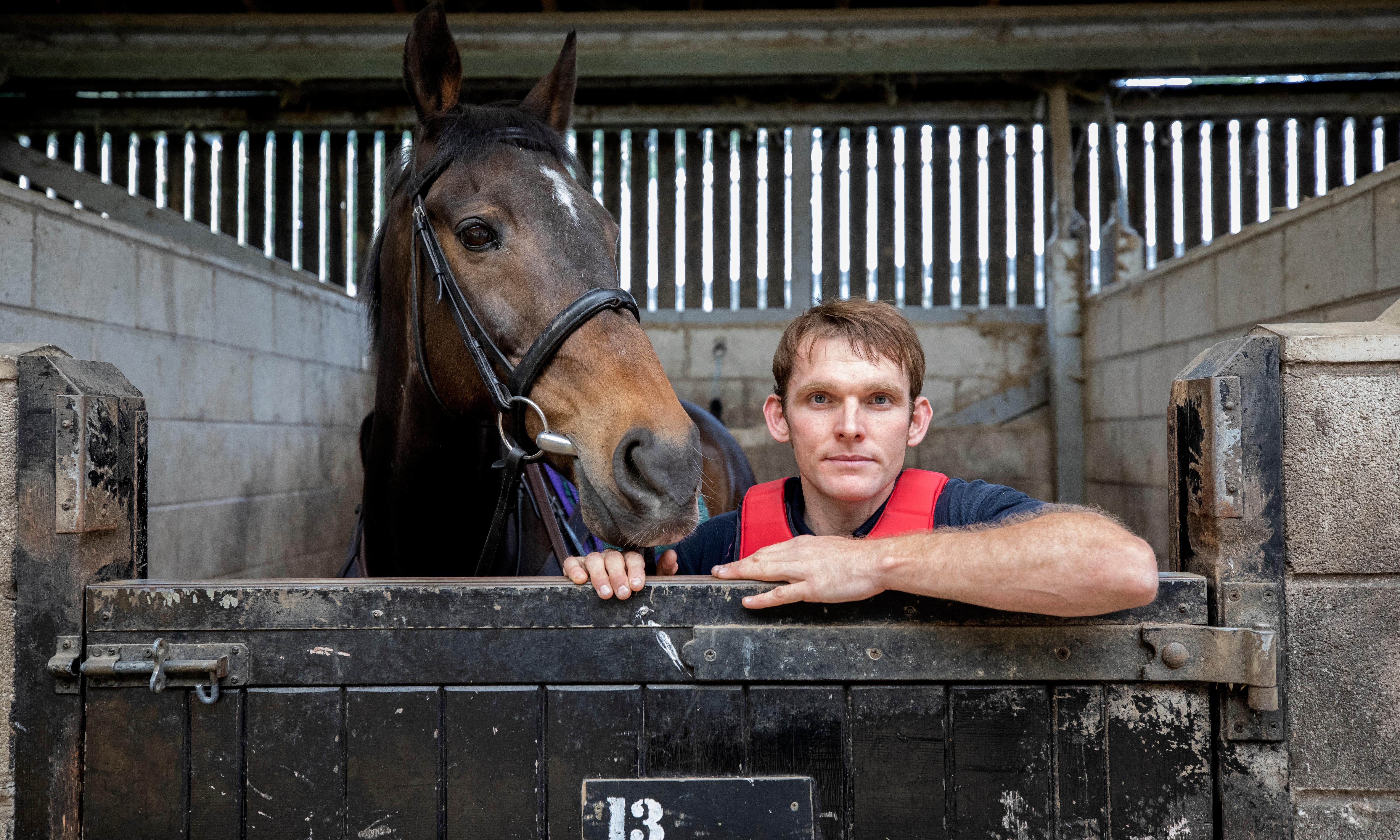 'It feels a bit surreal' – meet Jay Tabb, the footballer who now rides horses