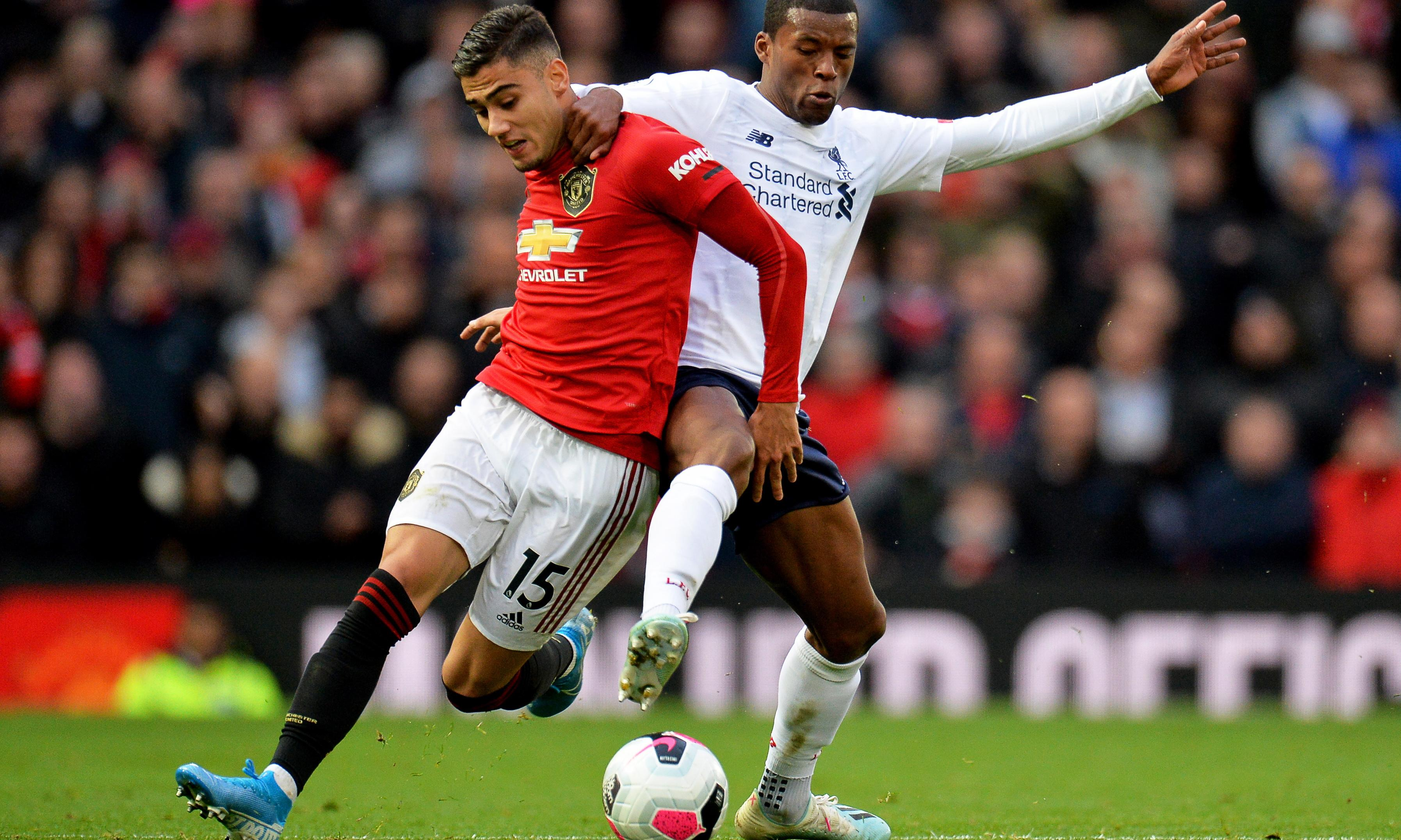 Andreas Pereira embodies Solskjær's brave tactics for muscular United