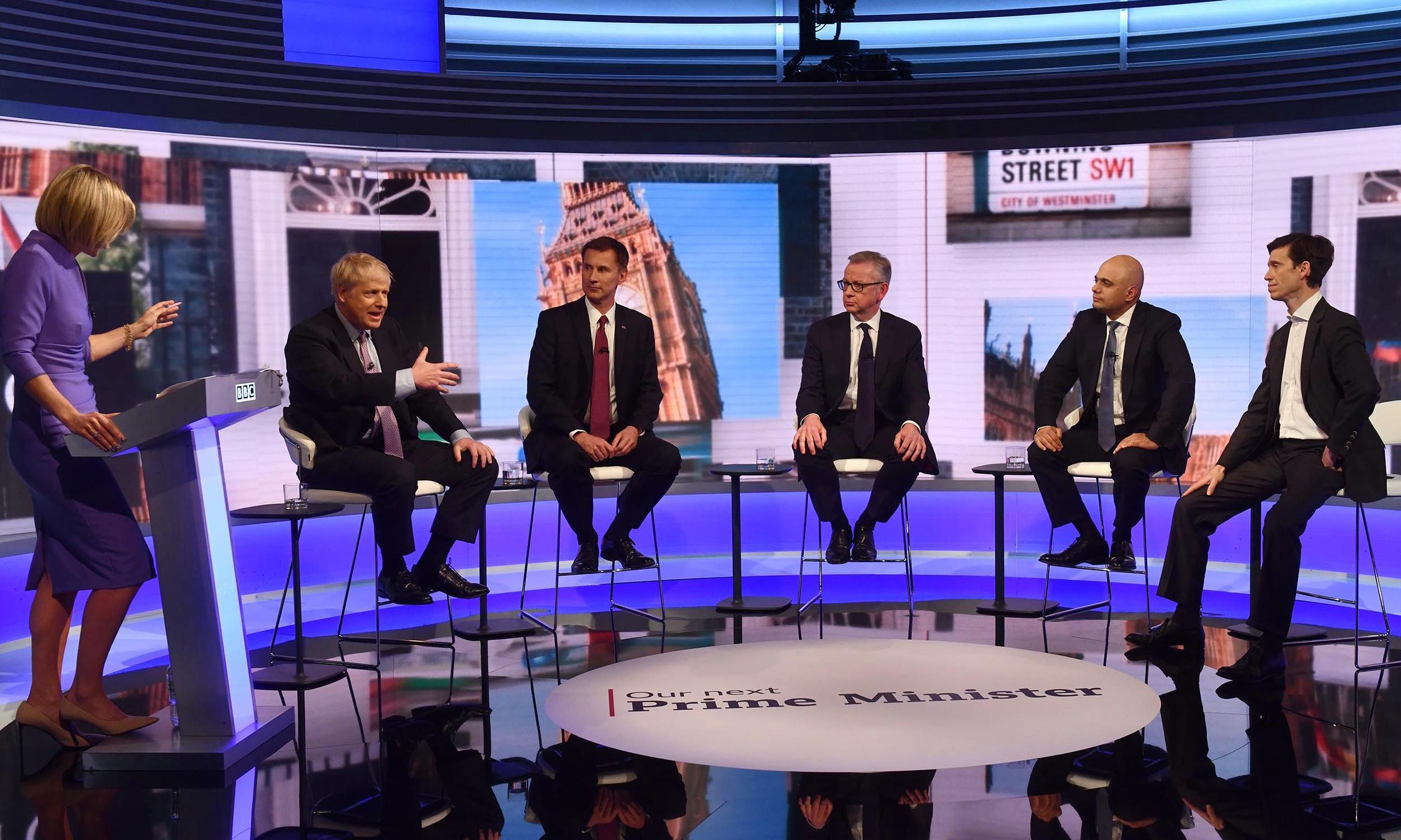 BBC to consider increasing vetting after Tory leadership debate