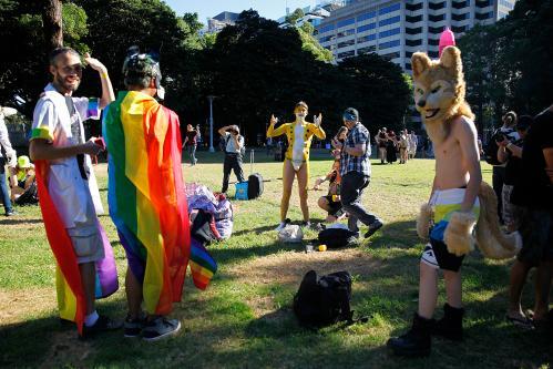 Gay and lesbian essay