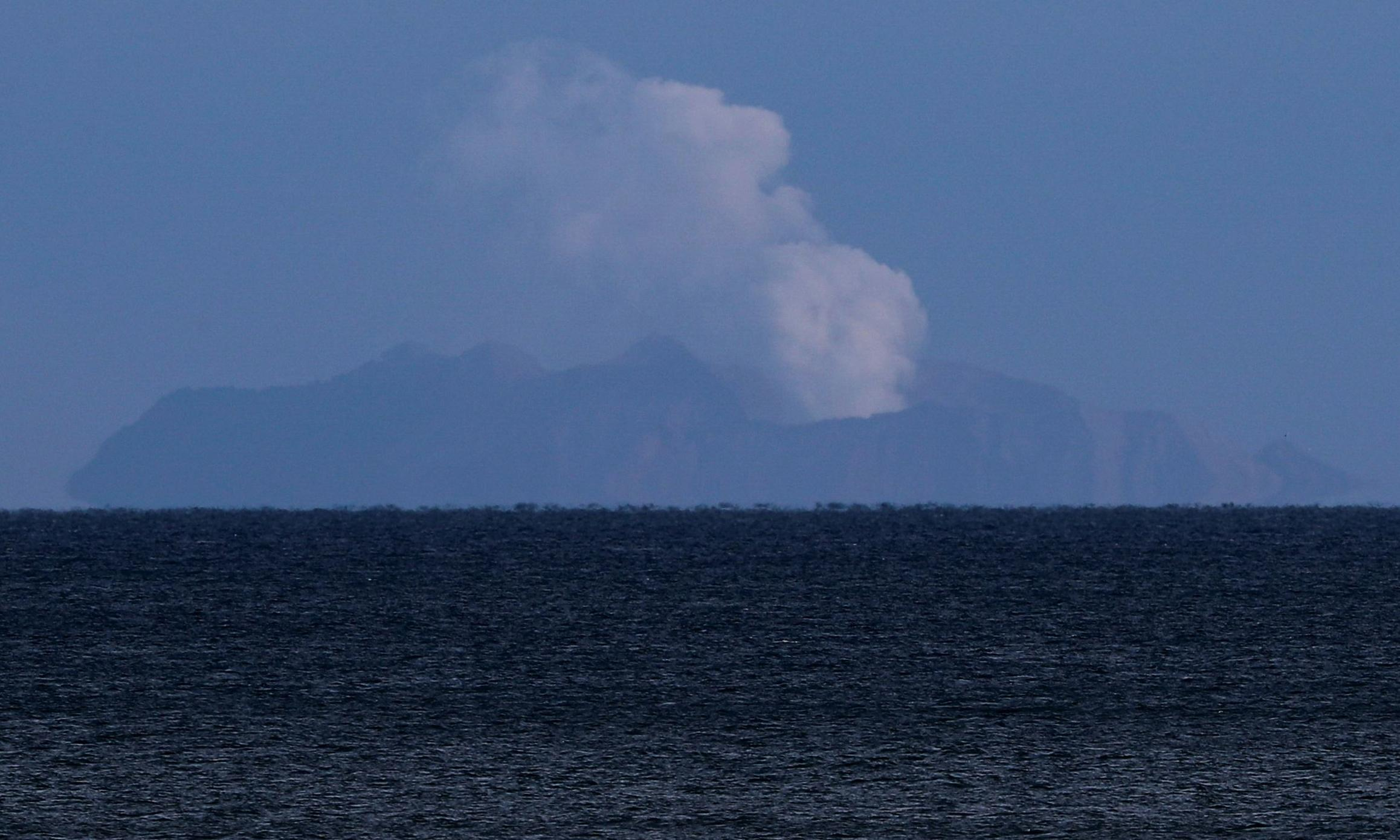 'She shouldn't be taken for granted': White Island after the volcano blew