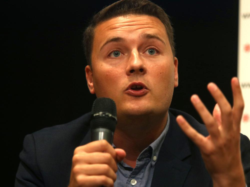 Wes Streeting is one of a group of backbench rebels campaigning for Jeremy Corbyn to tighten Labour policy.