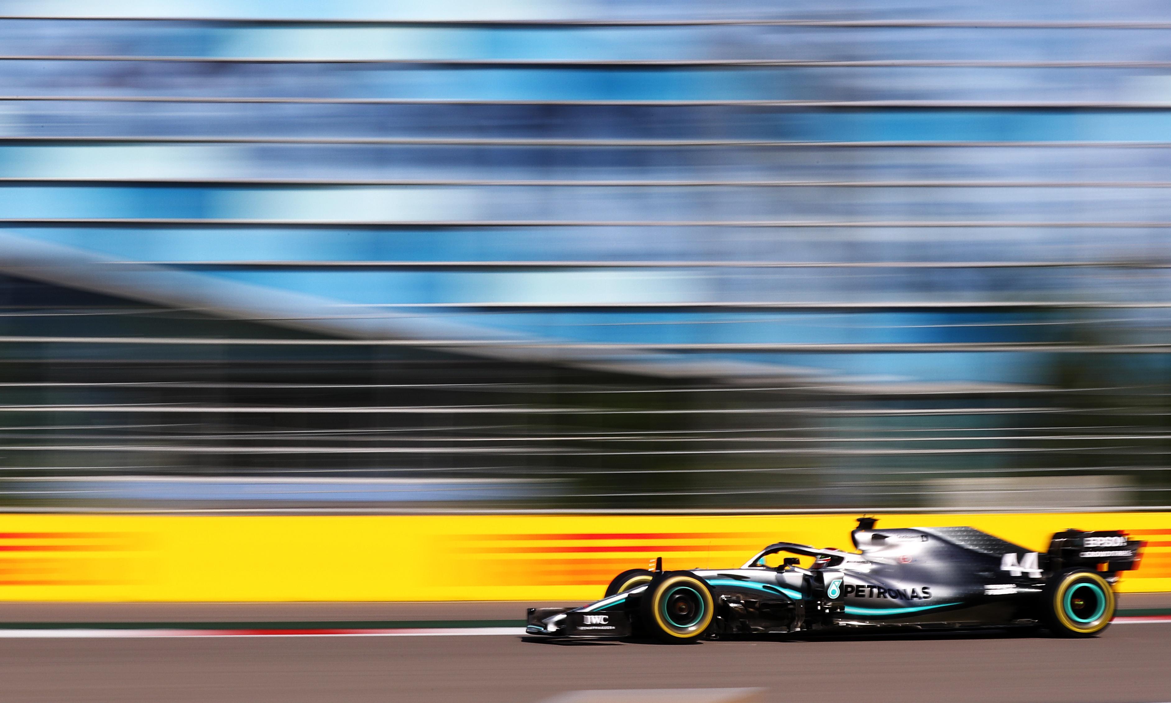 Hagibis may wreak havoc in Suzuka but nothing can stop Mercedes