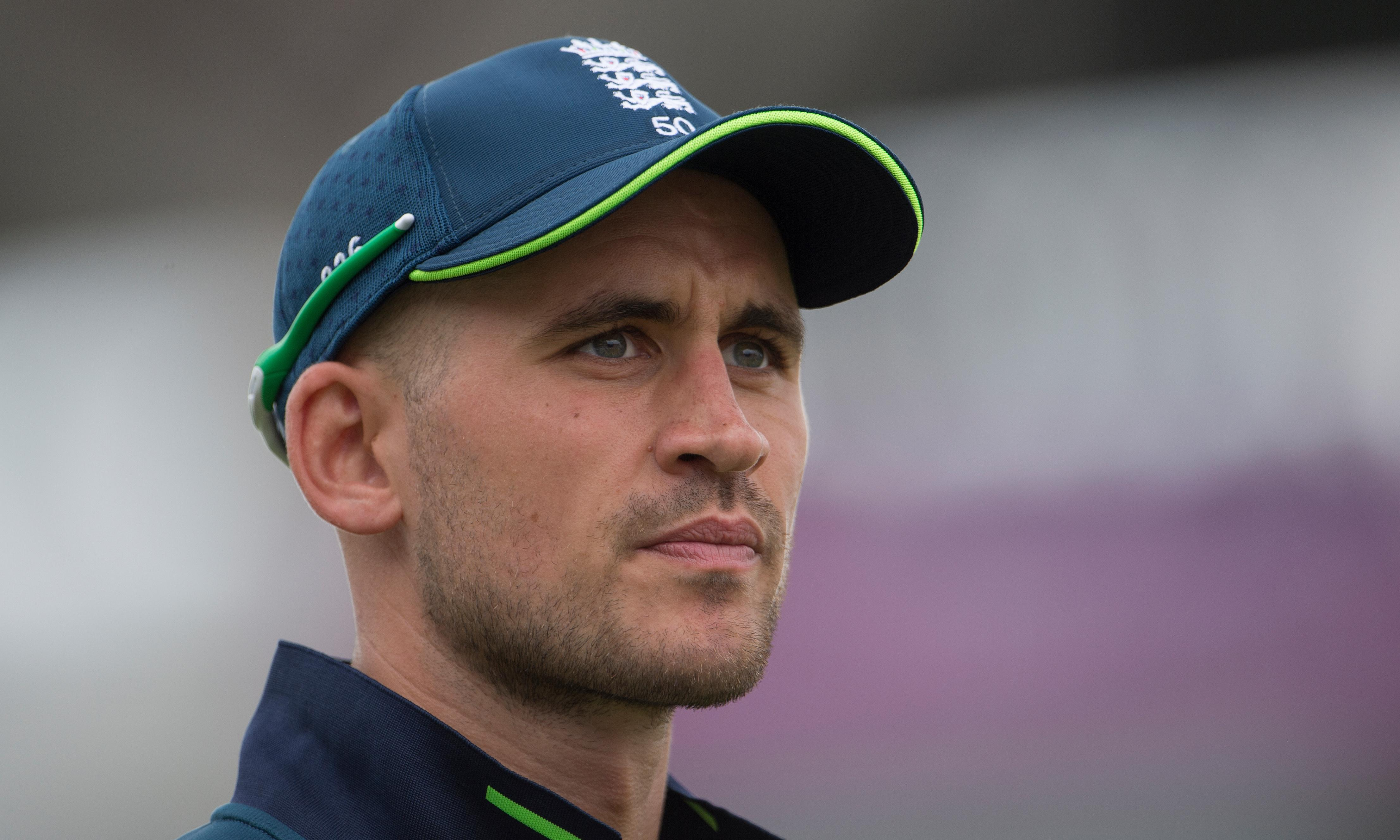 England's Alex Hales banned for 21 days for recreational drug use