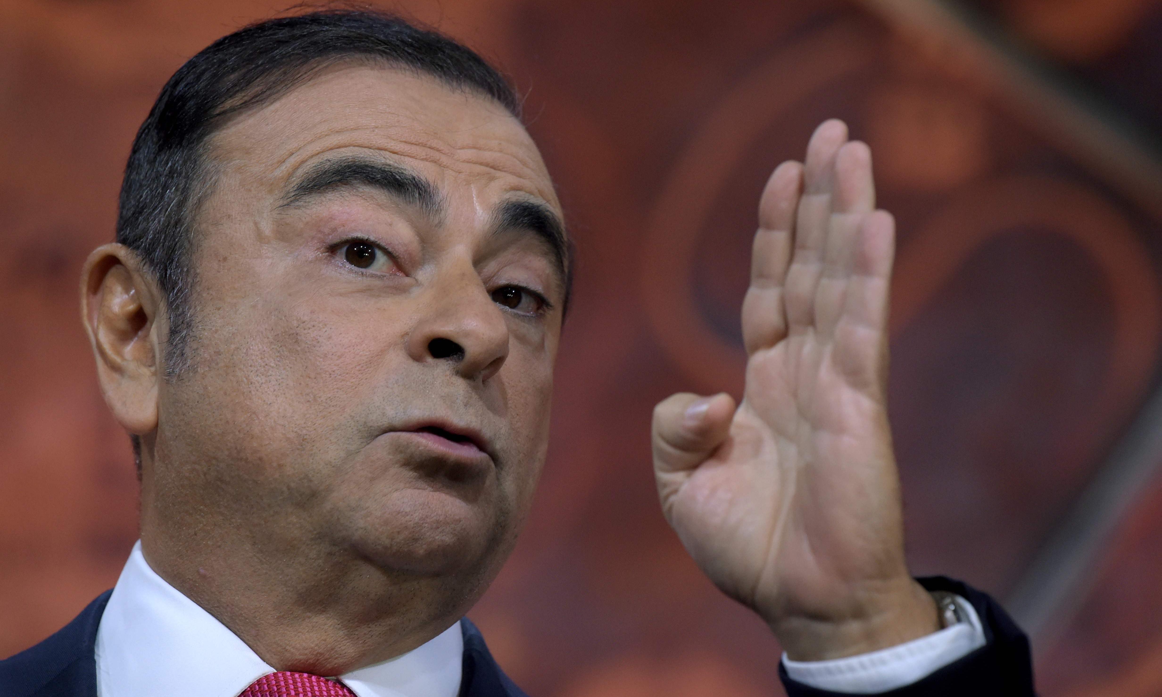 Carlos Ghosn: Nissan scandal slams brakes on cost killer's career