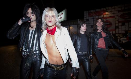 The Dirt review – slick Netflix Mötley Crüe biopic mostly rocks