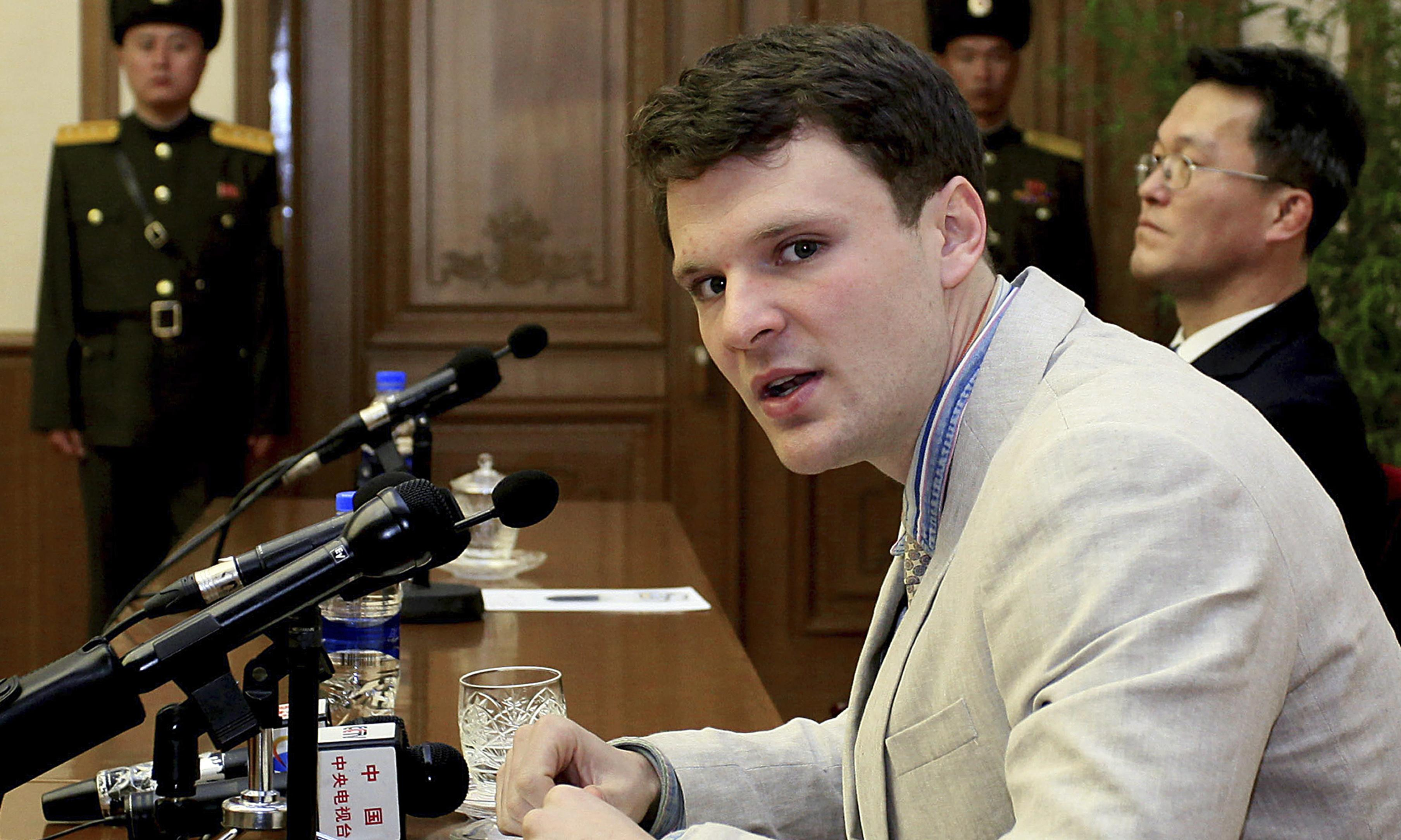 North Korea billed US $2m for Otto Warmbier's hospital care – report