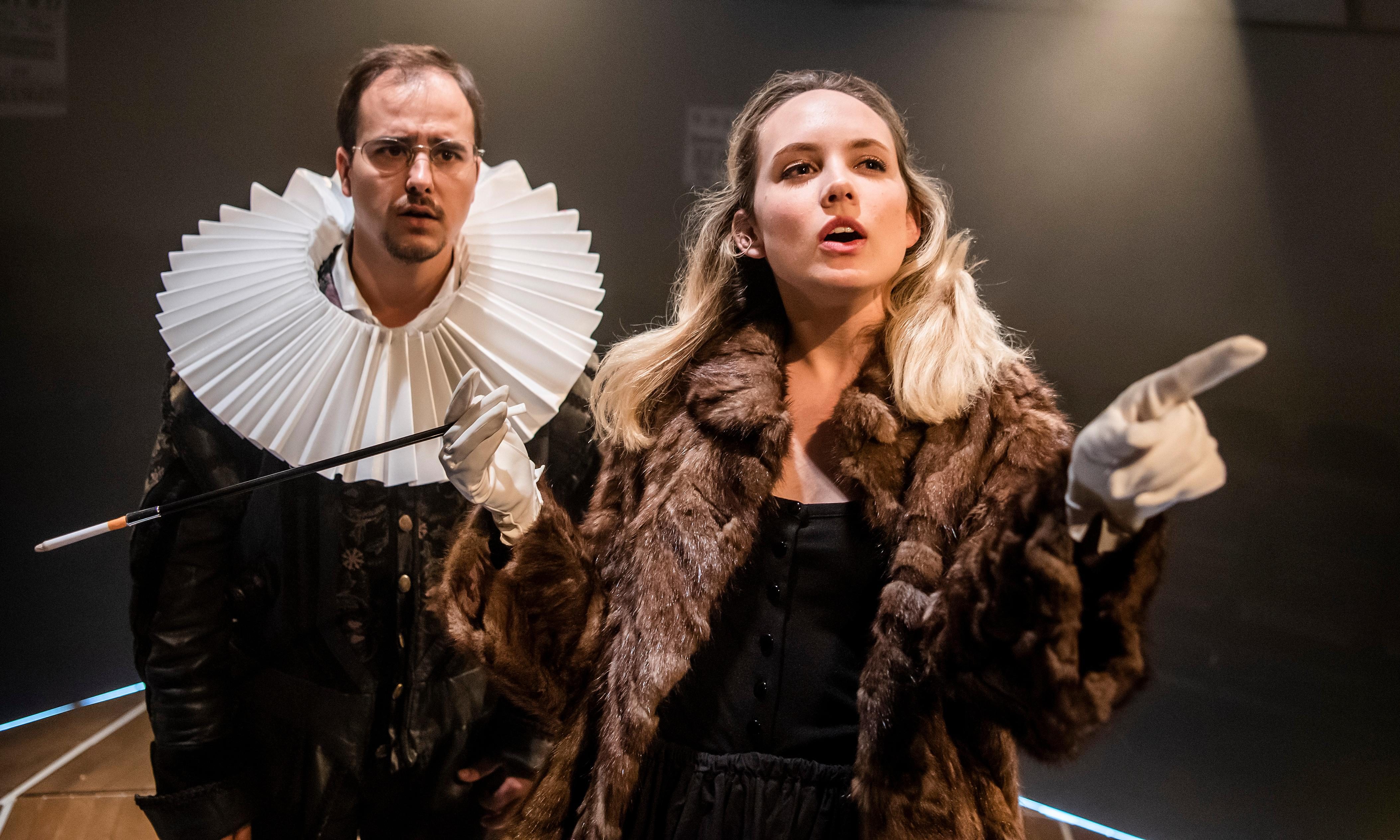 The Actor's Nightmare review – it's just a stage they're going through