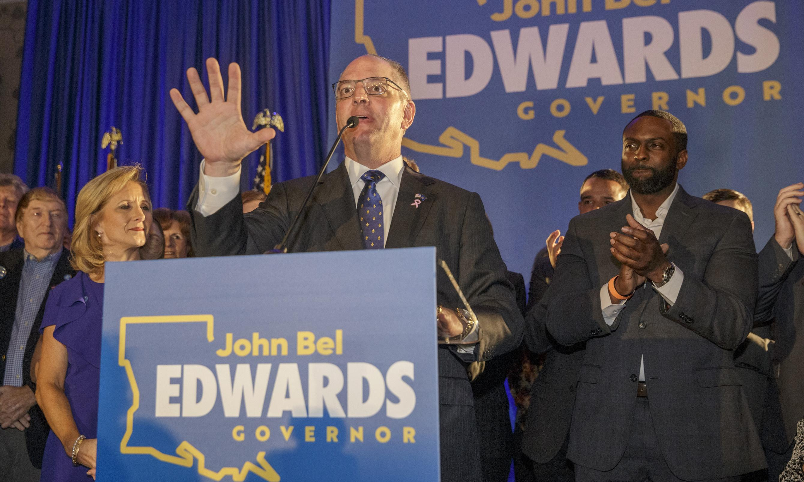 Deep south's only Democratic governor heads into election runoff