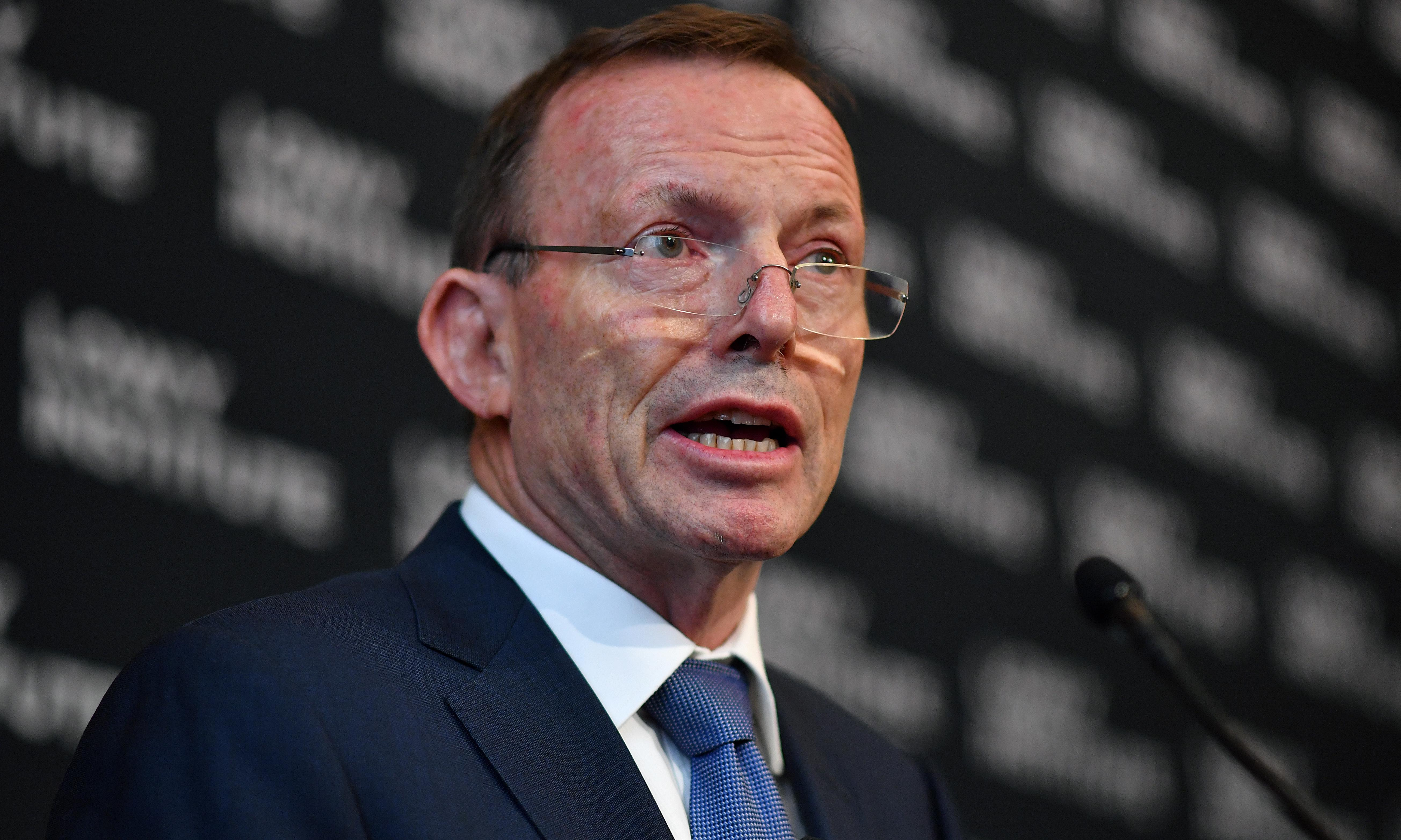 Tony Abbott: councils and sports clubs in former PM's seat received $1m in grants