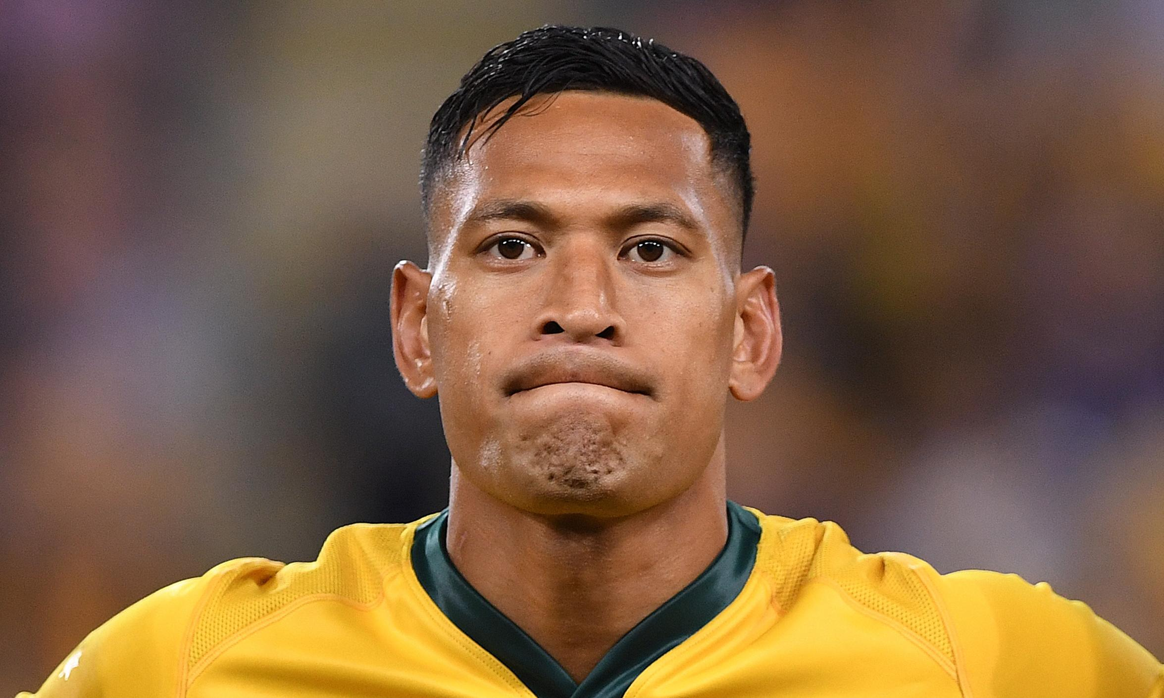 Israel Folau says he will seek apology from Rugby Australia over sacking