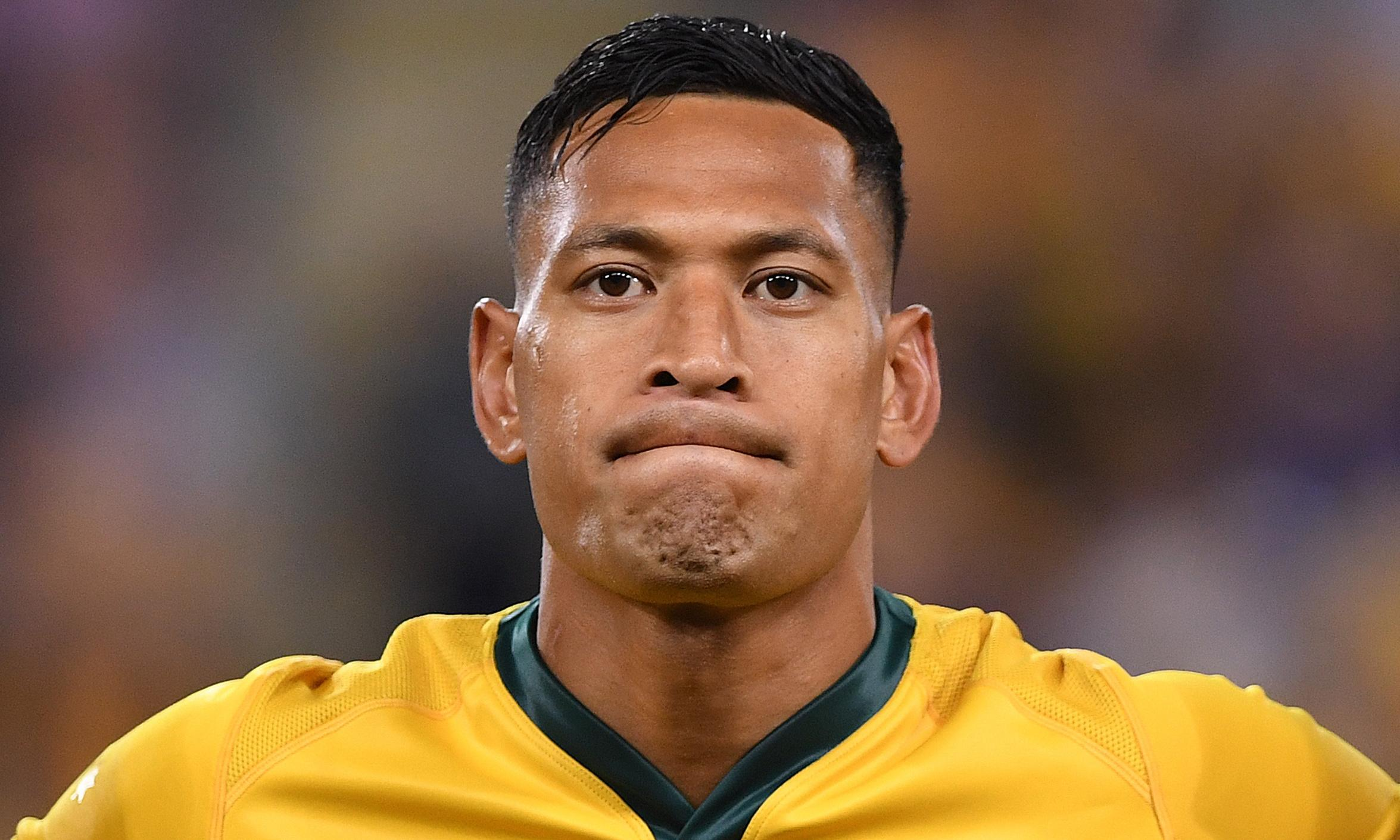 Israel Folau says GoFundMe gave in to 'campaign of discrimination'