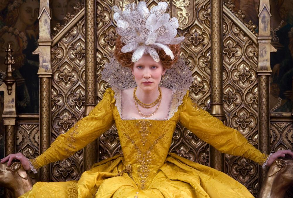 Cate Blanchett in Elizabeth: The Golden Age