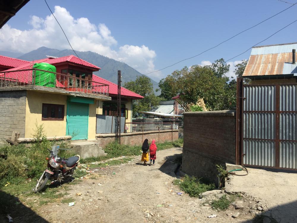 Babawayil village