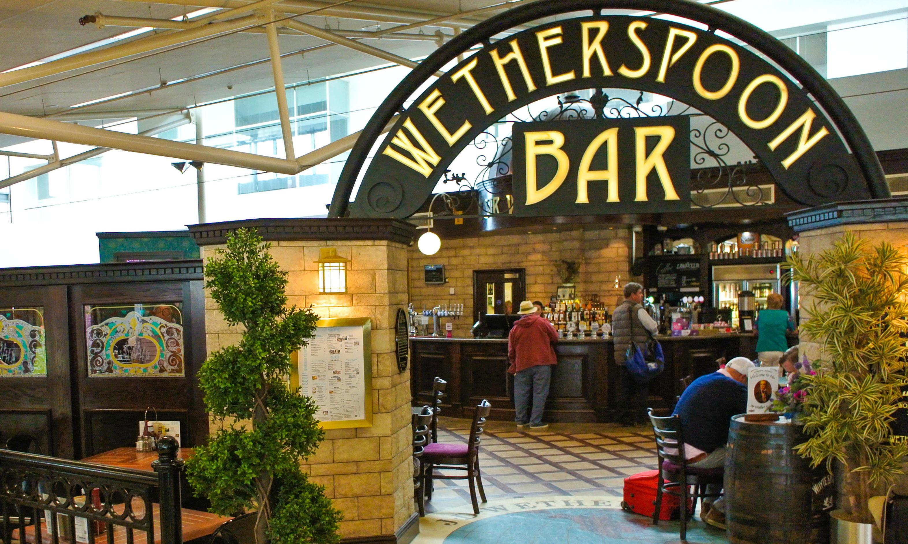 Spirits high for Wetherspoon customers as sales rise