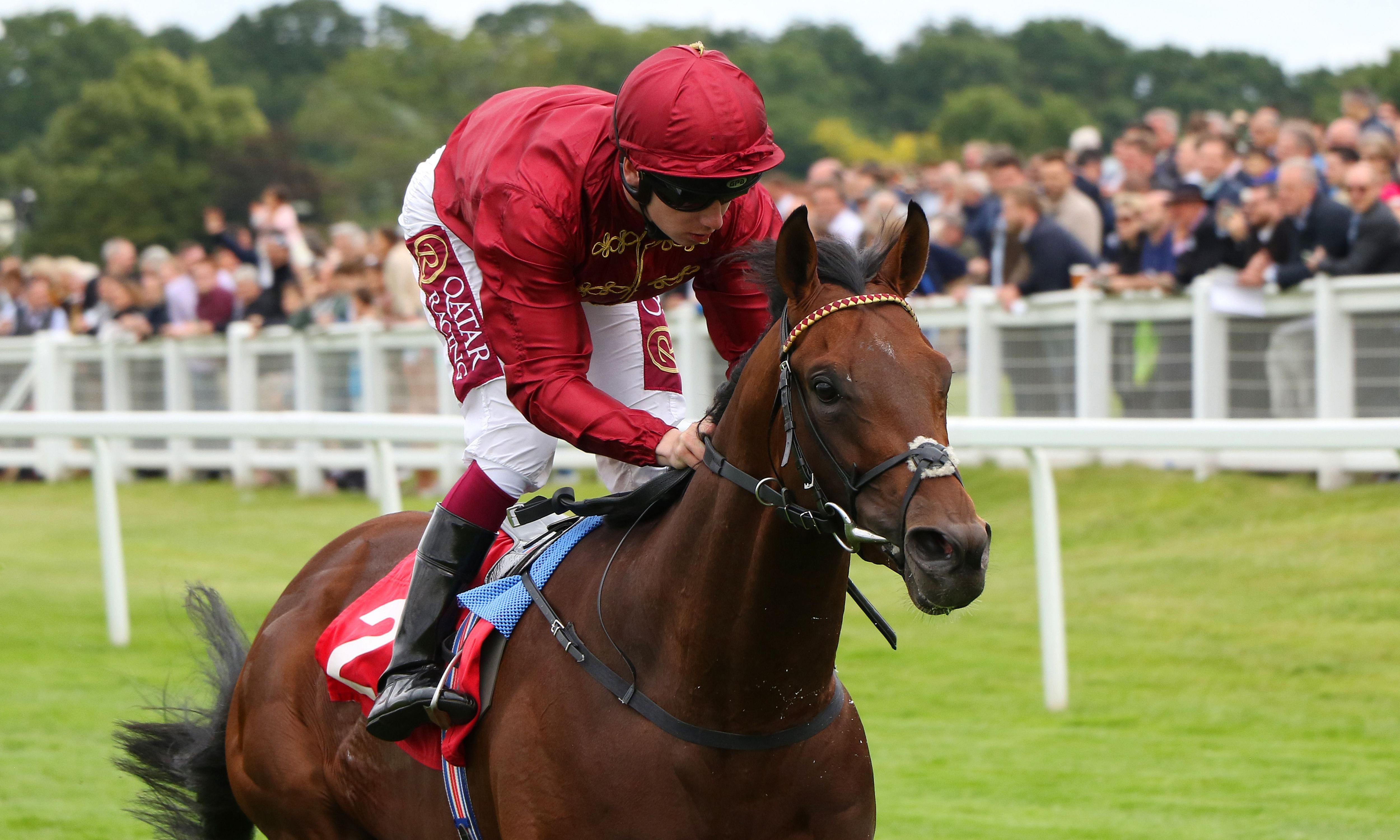 Oisin Murphy prevented from riding at Salisbury after failing a breath test