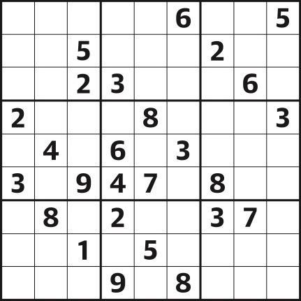 Sudoku 4,509 medium