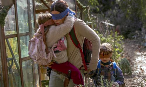 Netflix cuts real-life disaster footage out of Bird Box after criticism