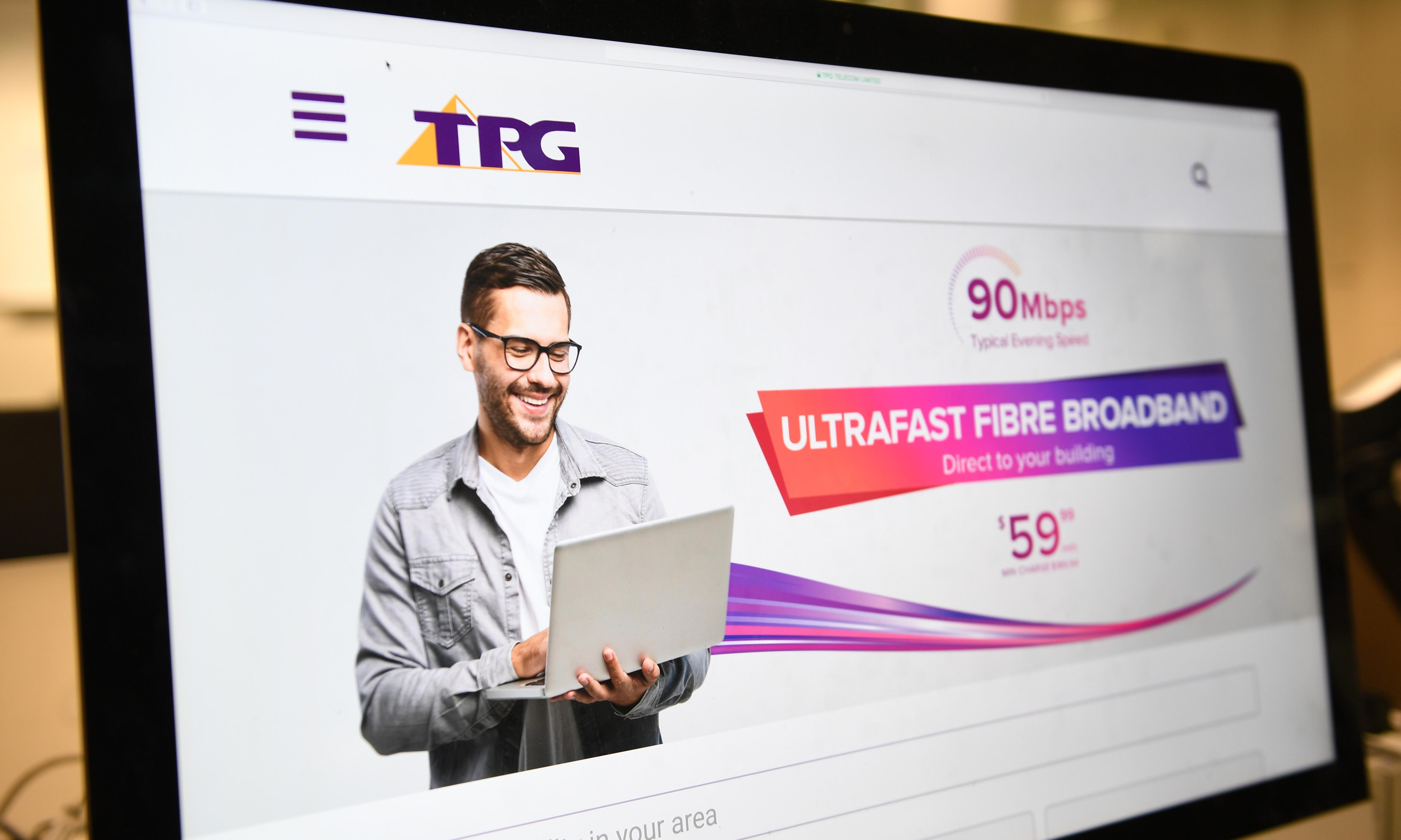 TPG, Vodafone merger would snuff out competition, ACCC tells court