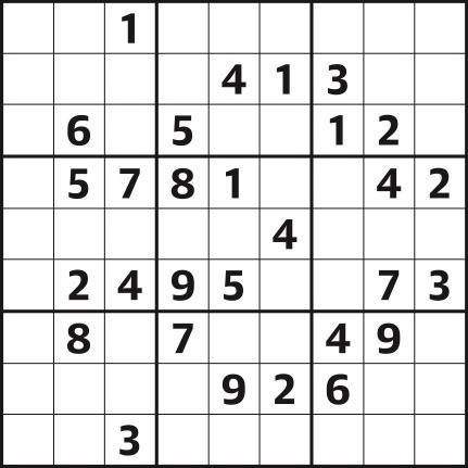 Sudoku 4298 easy