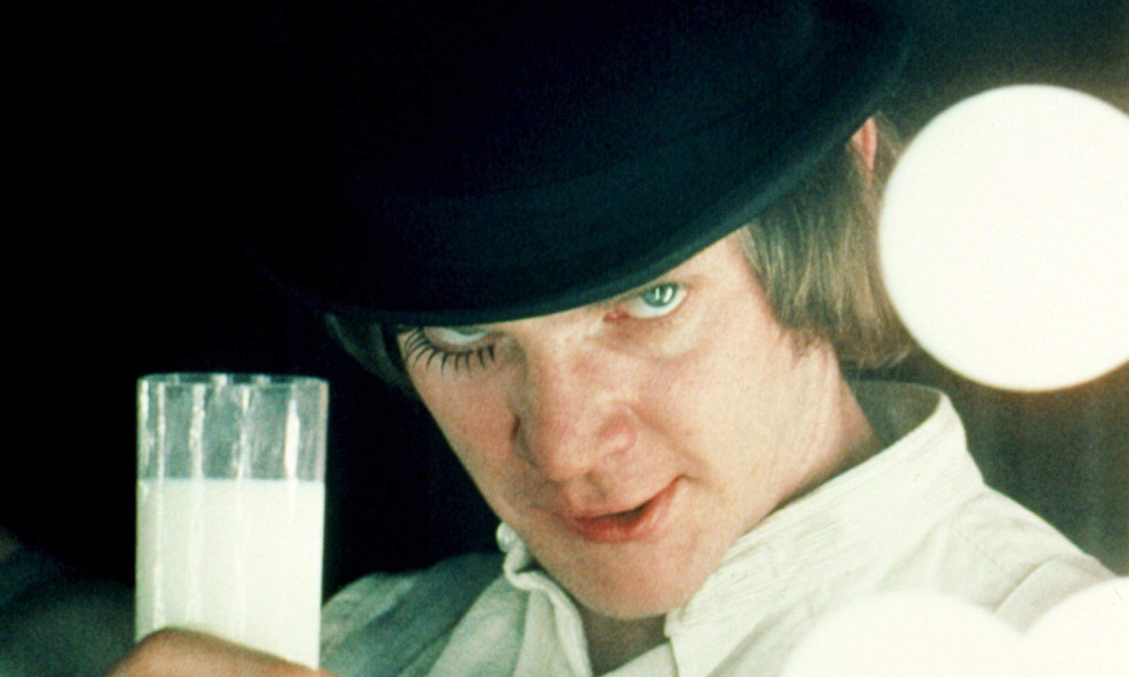 How we made A Clockwork Orange – by Malcolm McDowell